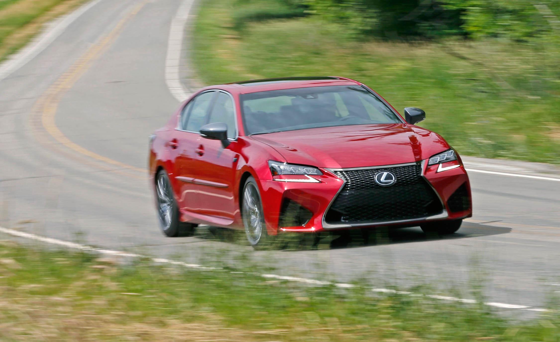 Lexus Gs F  (View 4 of 20)