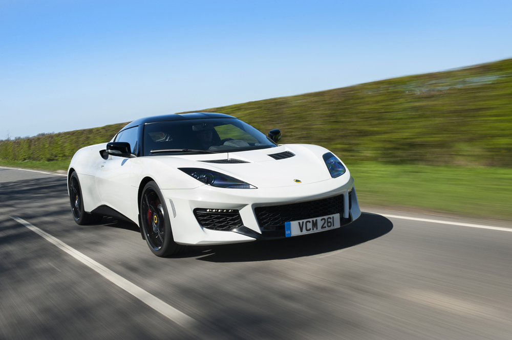 Lotus Evora 400 White (Photo 11 of 12)