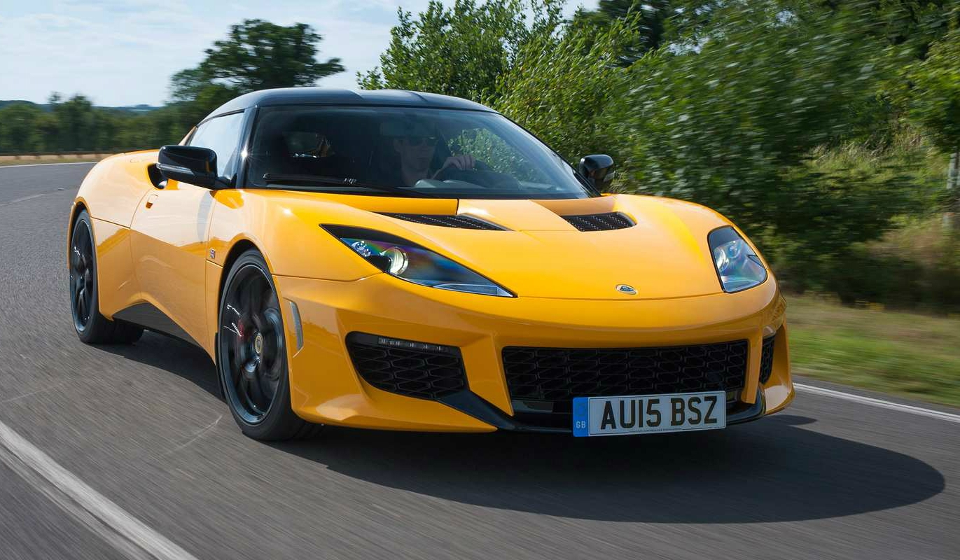 Featured Image of 2017 Lotus Evora