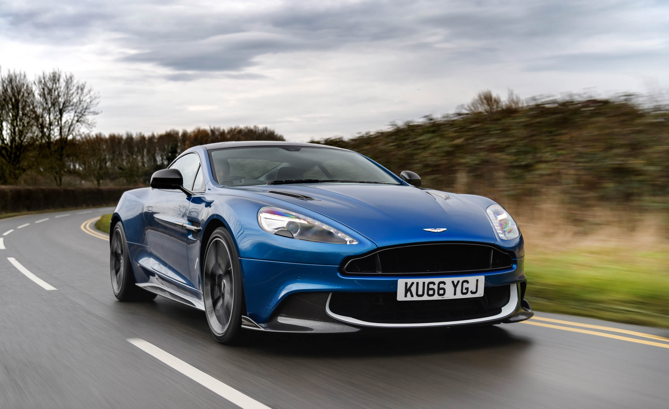 2017 Aston Martin Vanquish S | Cars Exclusive Videos and ...