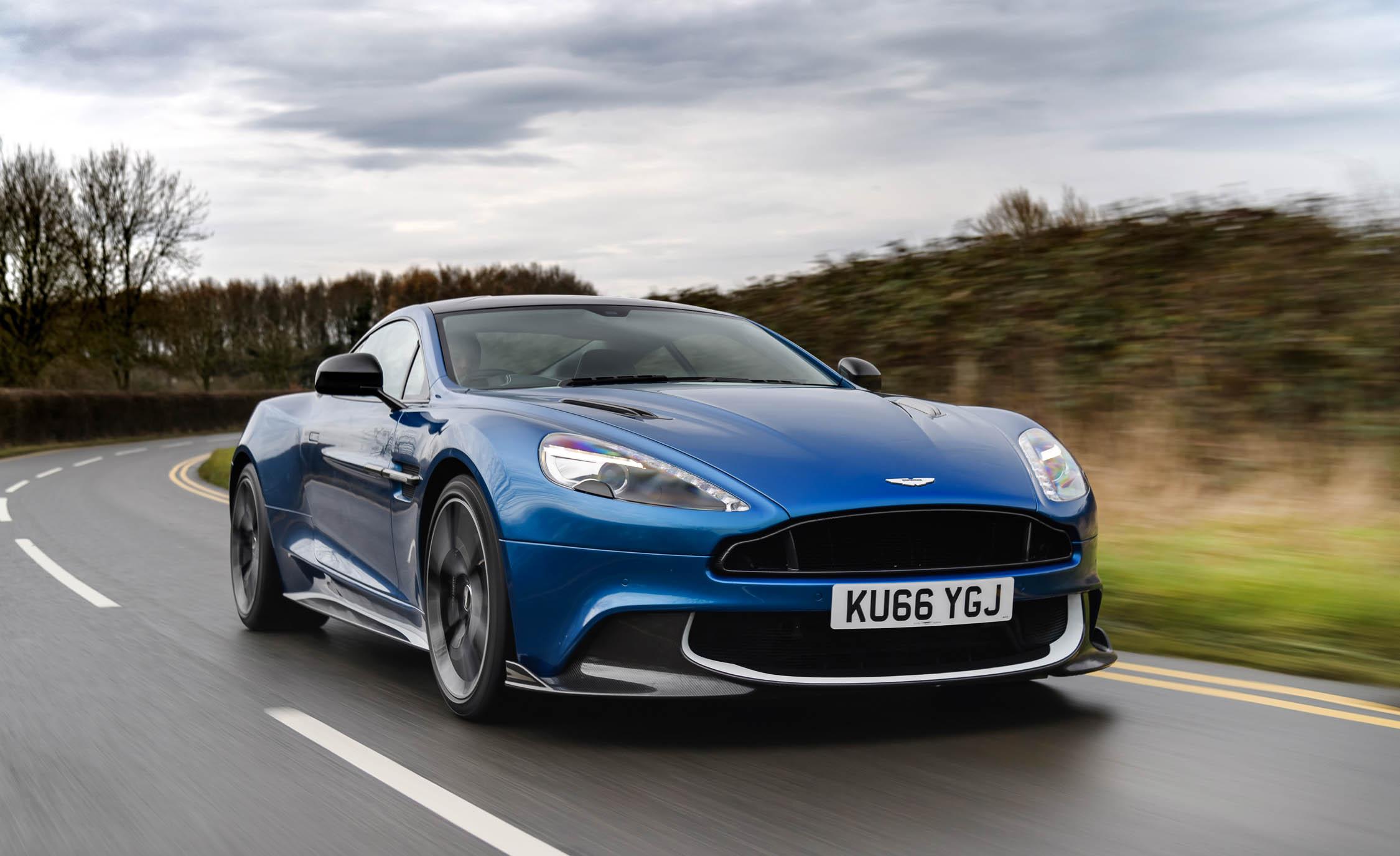 2017 Aston Martin Vanquish S (View 16 of 30)