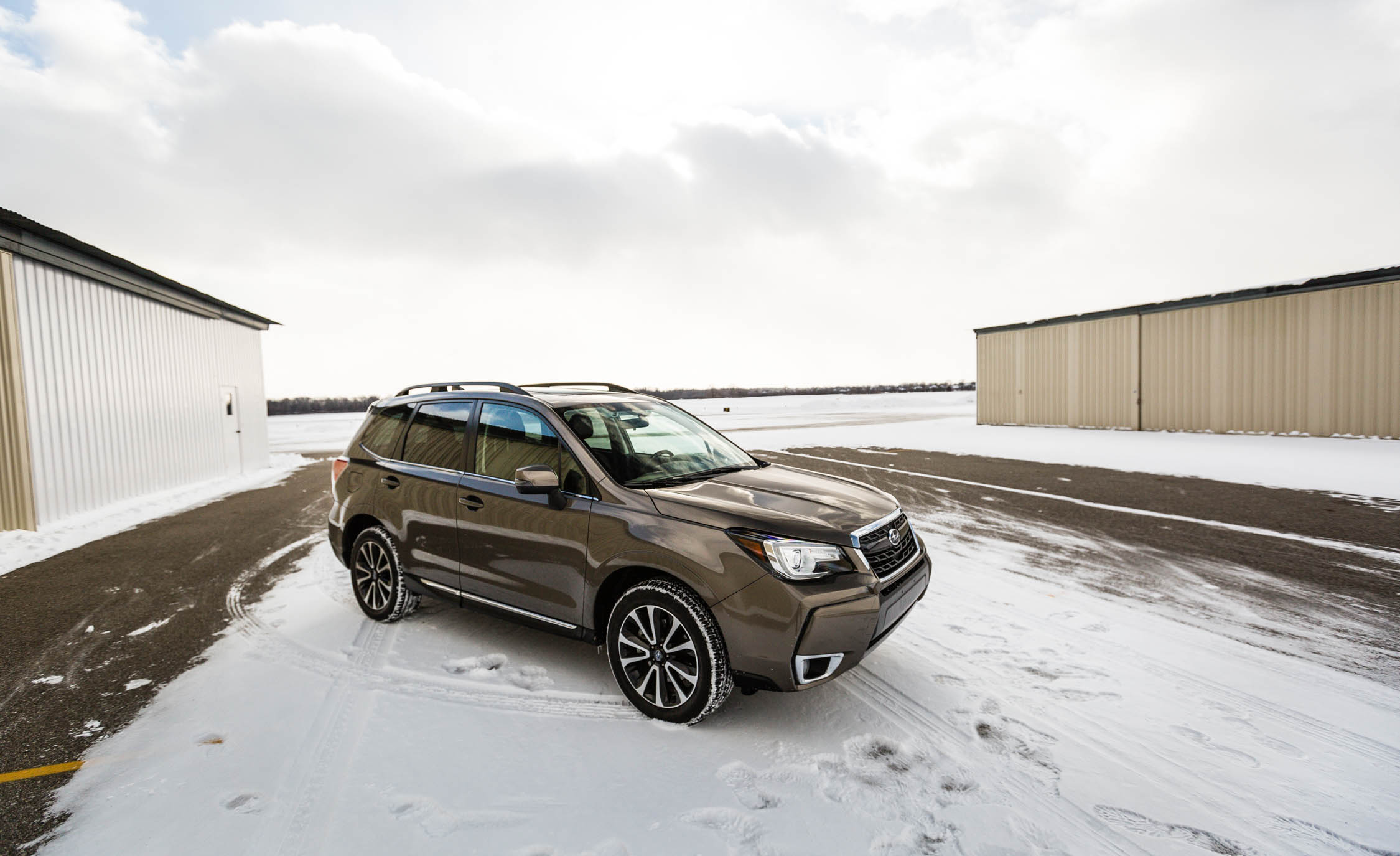2017 Subaru Forester XT (Photo 6 of 19)