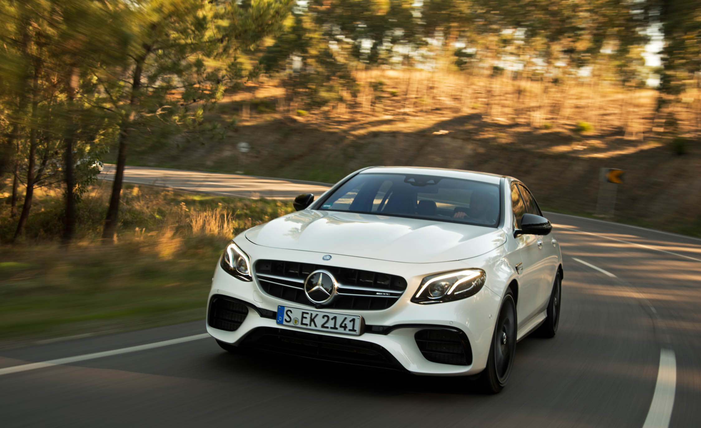 New 2018 Mercedes AMG E (Photo 39 of 41)