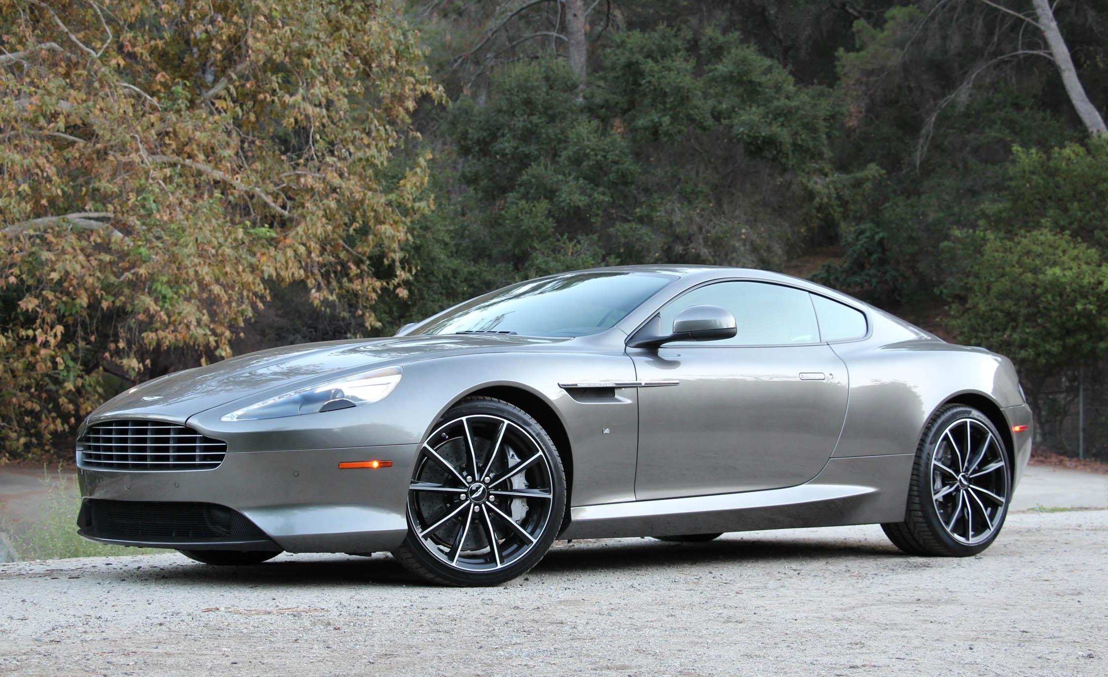 2016 Aston Martin DB9 GT (View 8 of 18)