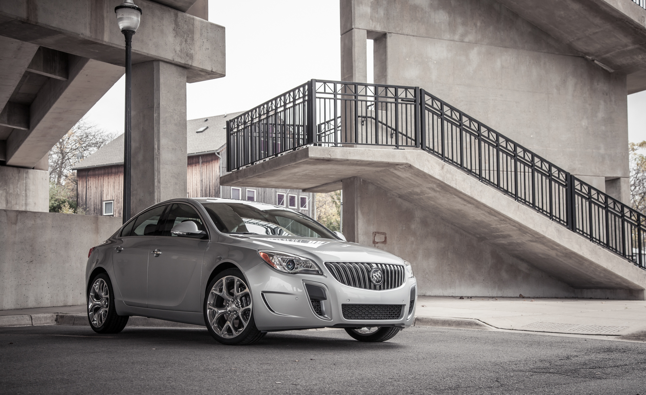 2014 Buick Regal GS (Photo 5 of 30)