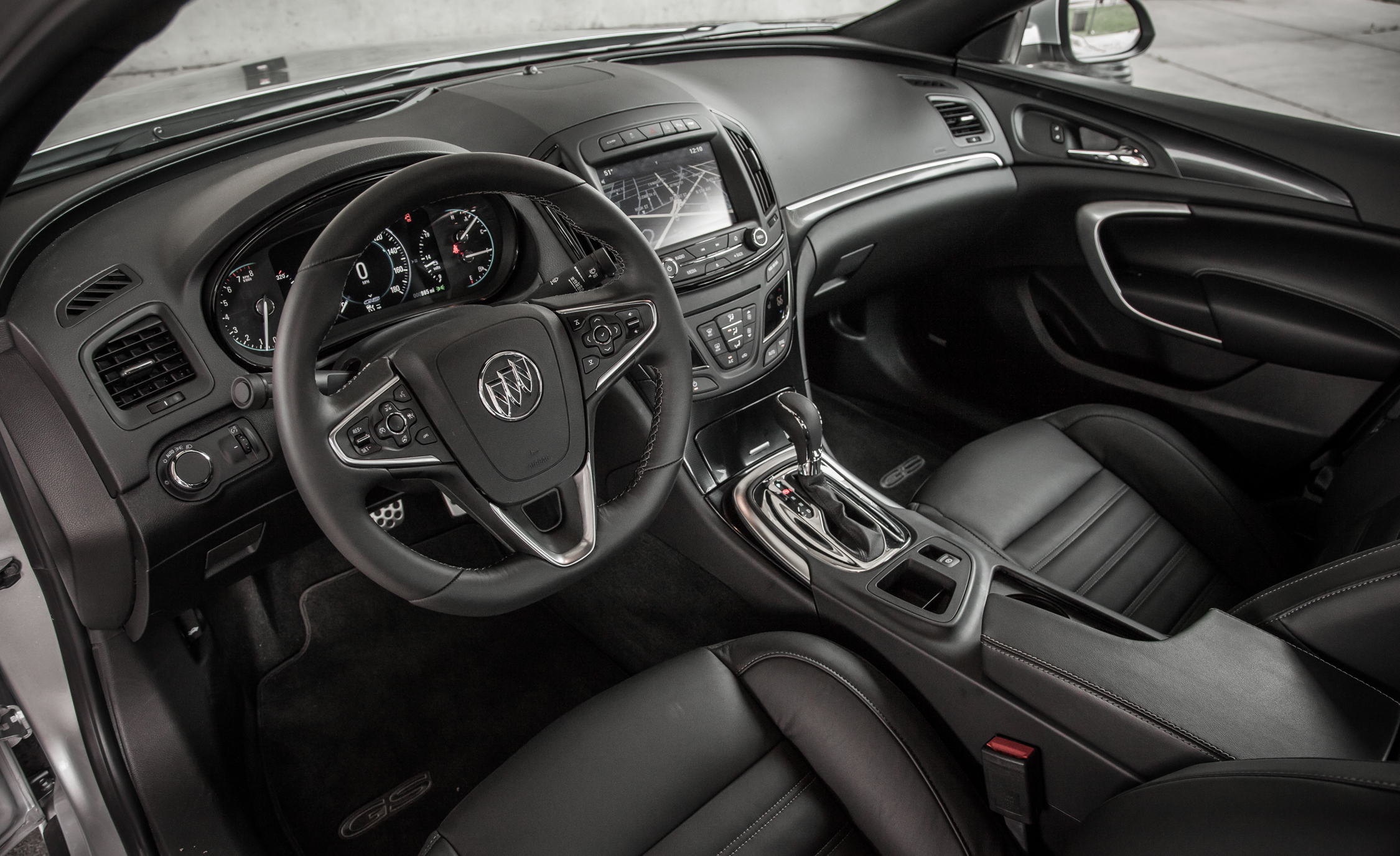 2014 Buick Regal GS Interior (Photo 11 of 30)
