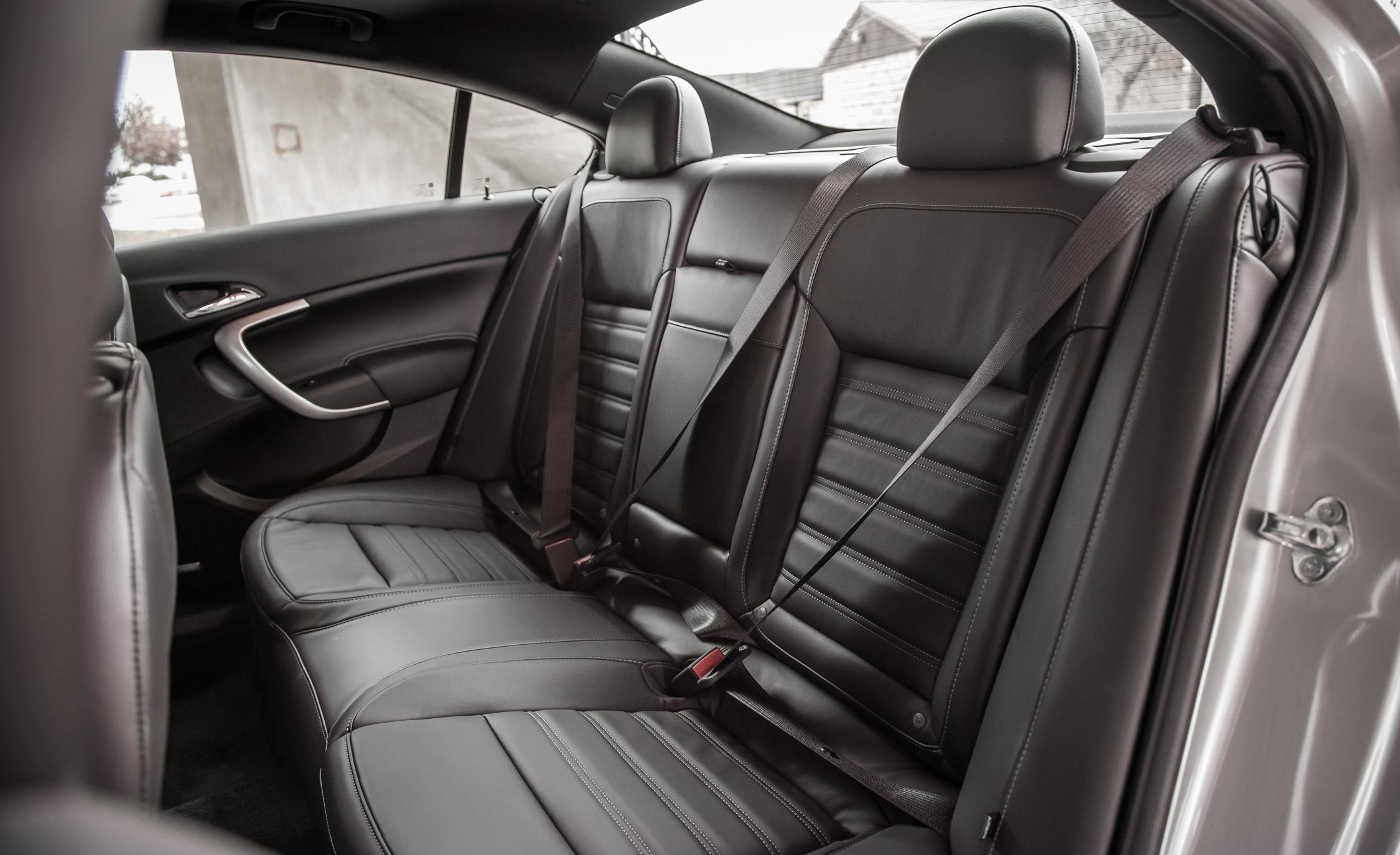 2014 Buick Regal GS Interior (Photo 10 of 30)