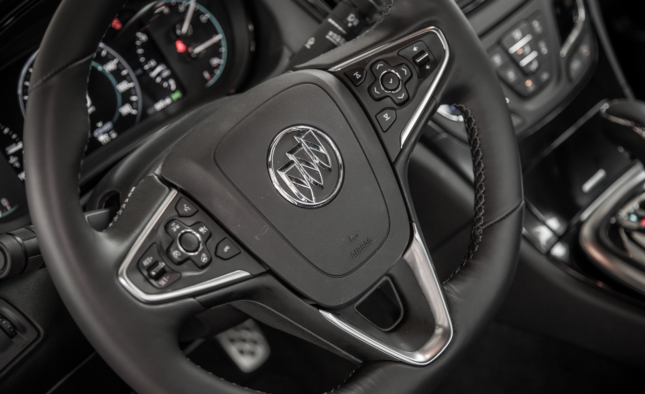 2014 Buick Regal GS Interior (Photo 8 of 30)