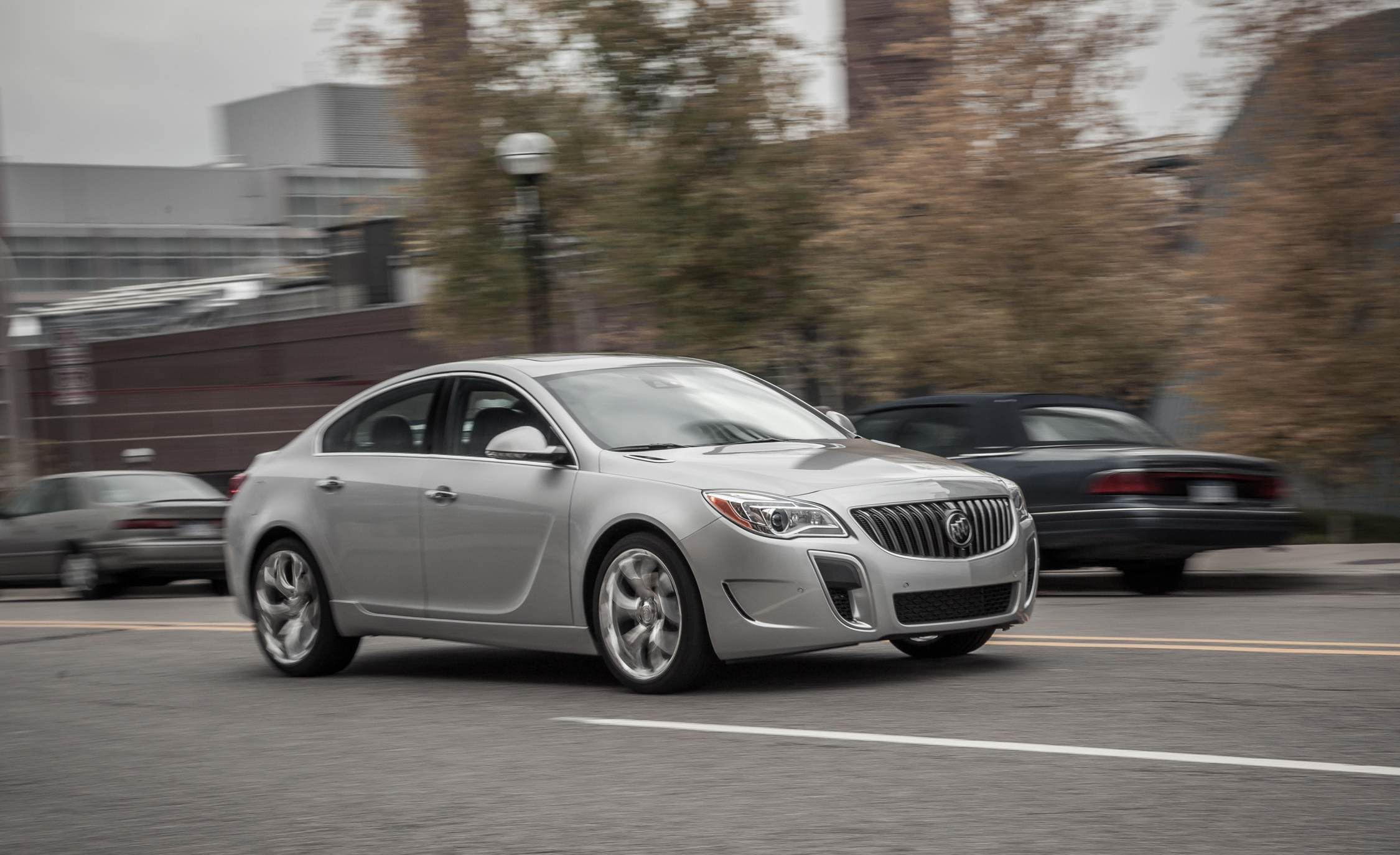 2014 Buick Regal GS (Photo 2 of 30)