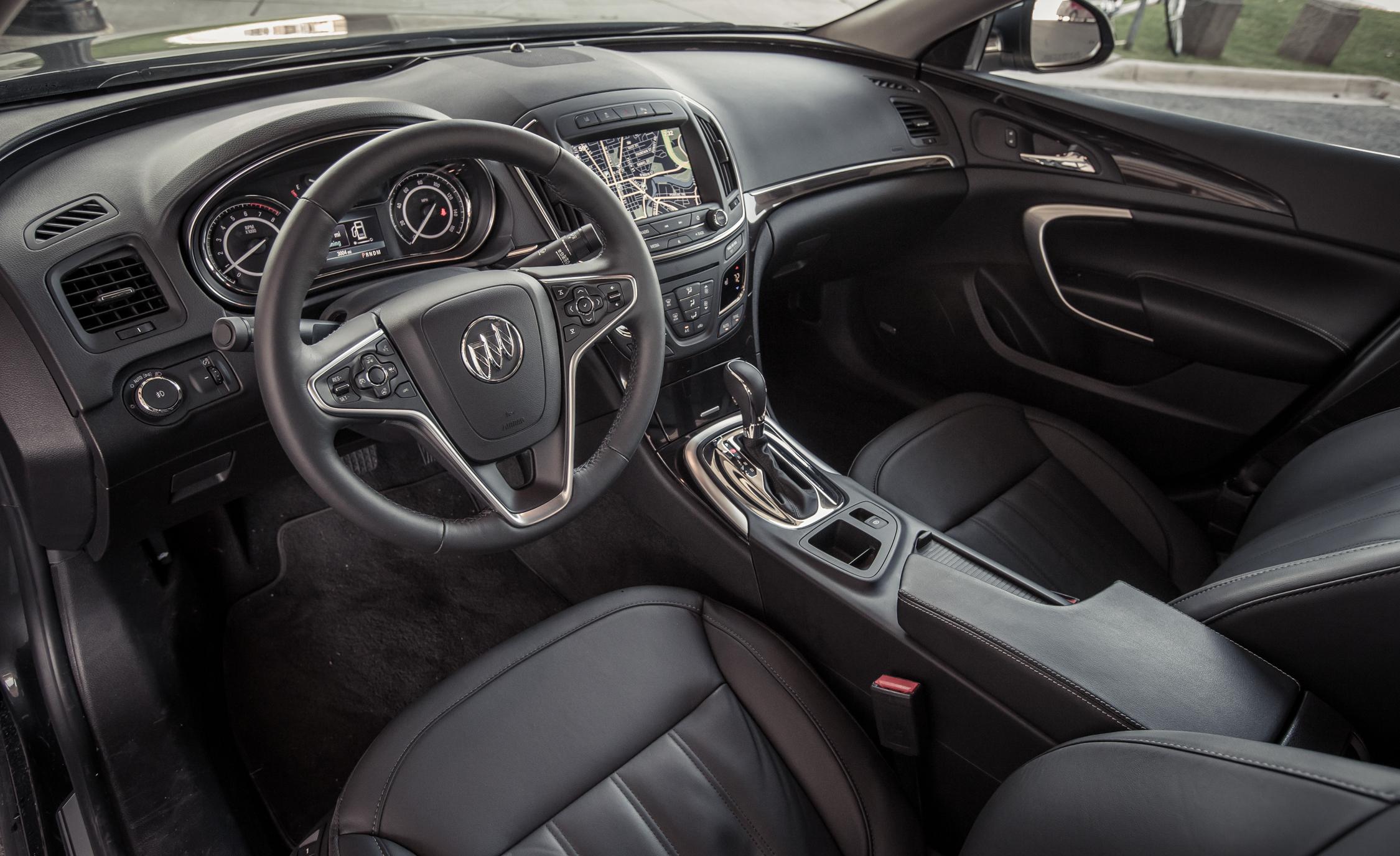 2014 Buick Regal Turbo Interior (View 19 of 30)