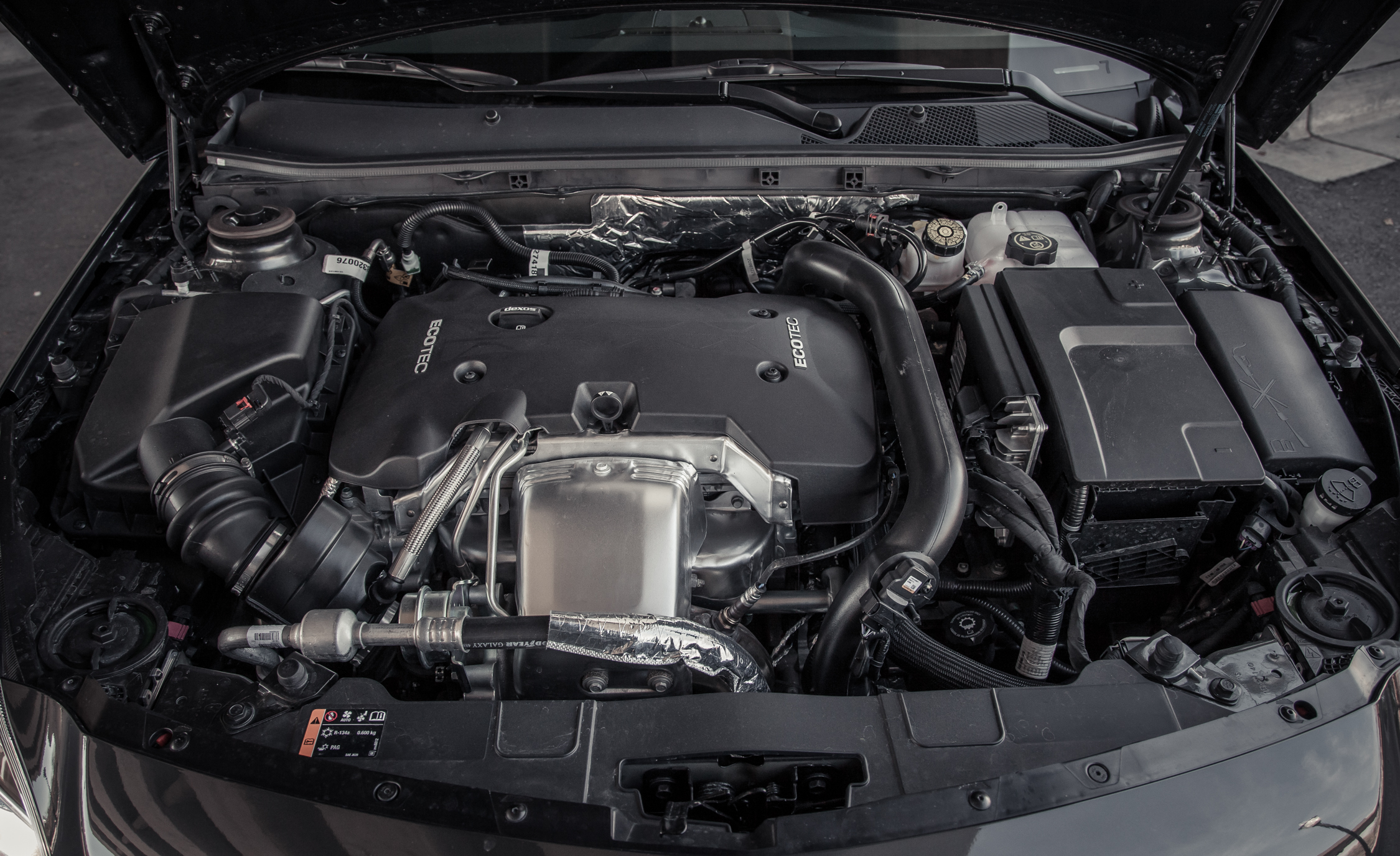 2014 Buick Regal Turbo View Engine (Photo 30 of 30)
