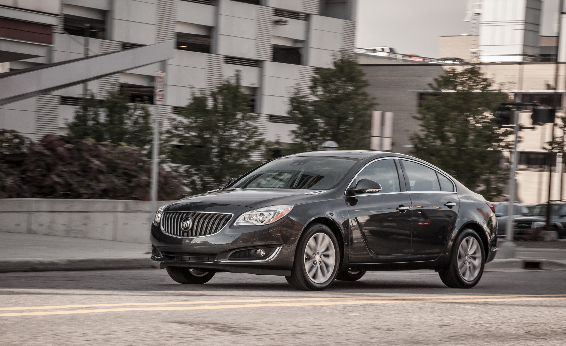 2014 Buick Regal Turbo (Photo 29 of 30)