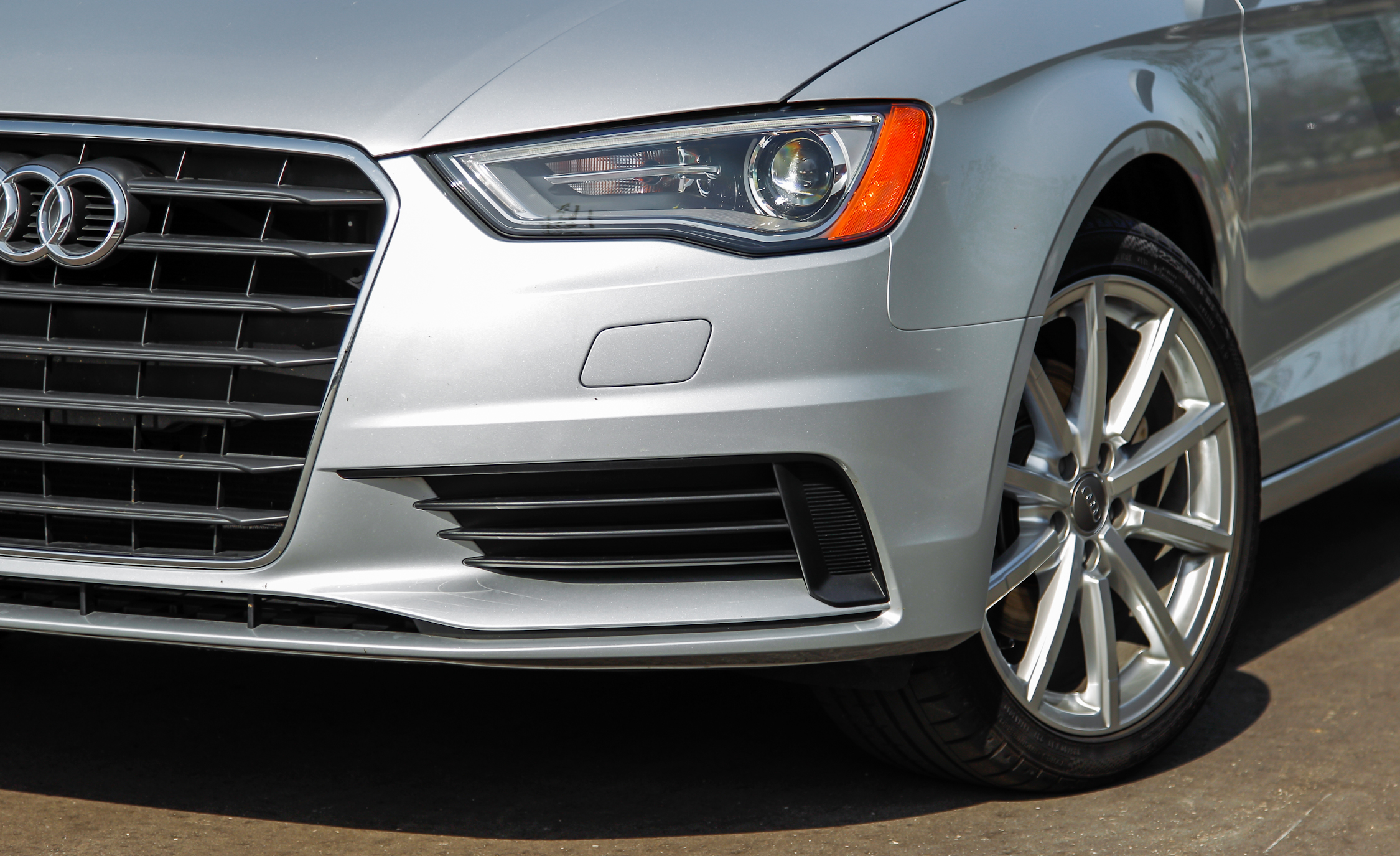 2015 Audi A3 1.8T Exterior View Headlamp (Photo 45 of 50)