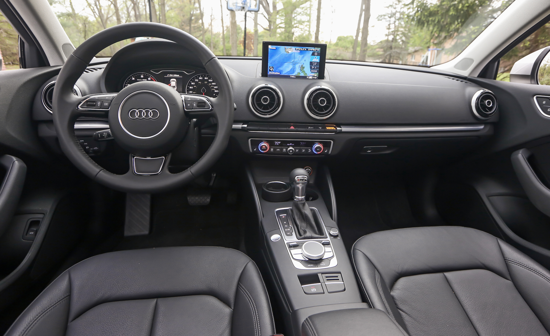 2015 Audi A3 1.8T Interior Dashboard (Photo 47 of 50)