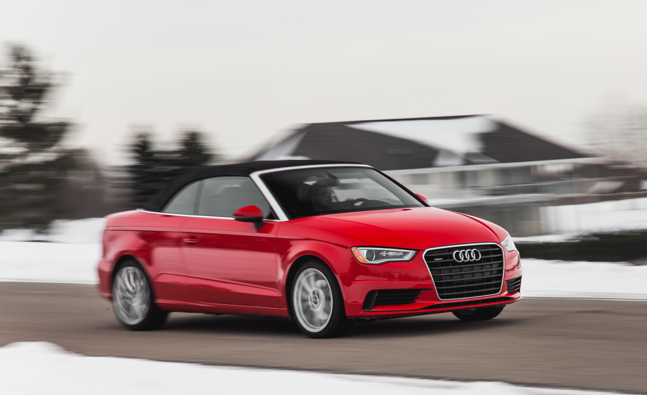 Featured Image of 2015 Audi A3 Cabriolet