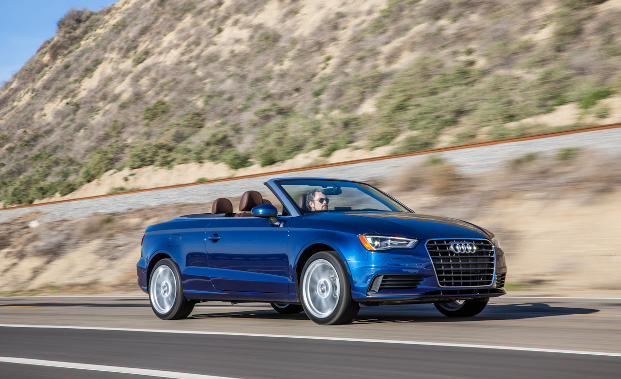 2015 Audi A3 Convertible (View 25 of 40)