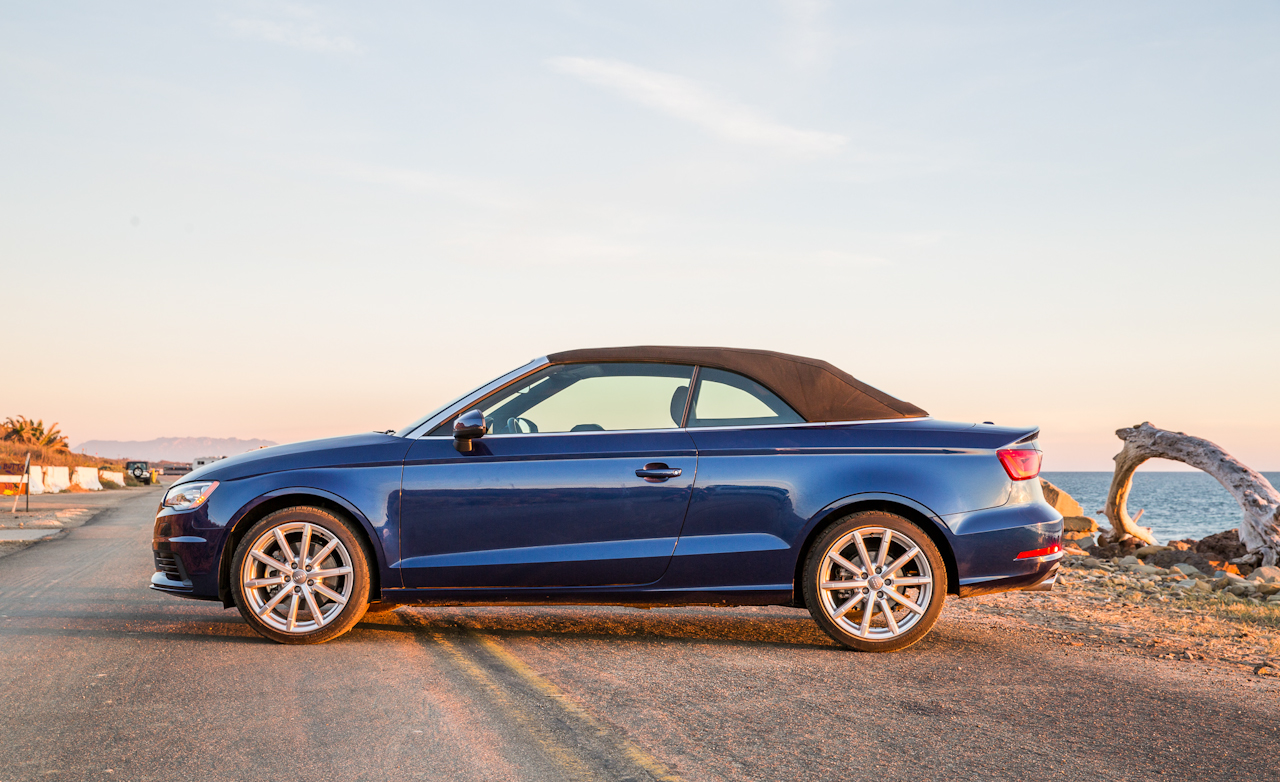 2015 Audi A3 Convertible (View 33 of 40)