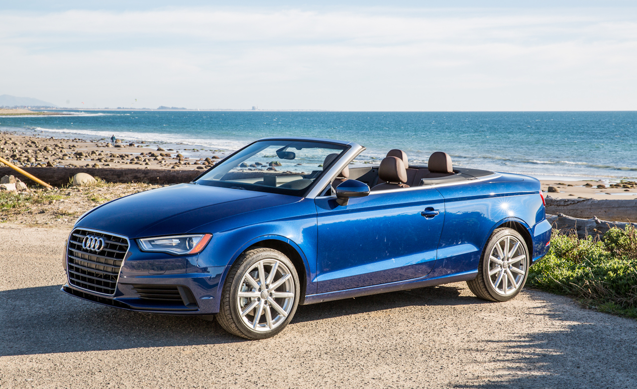 2015 Audi A3 Convertible (View 34 of 40)