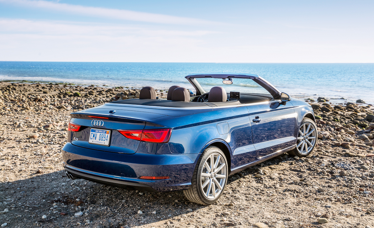 2015 Audi A3 Convertible (View 30 of 40)