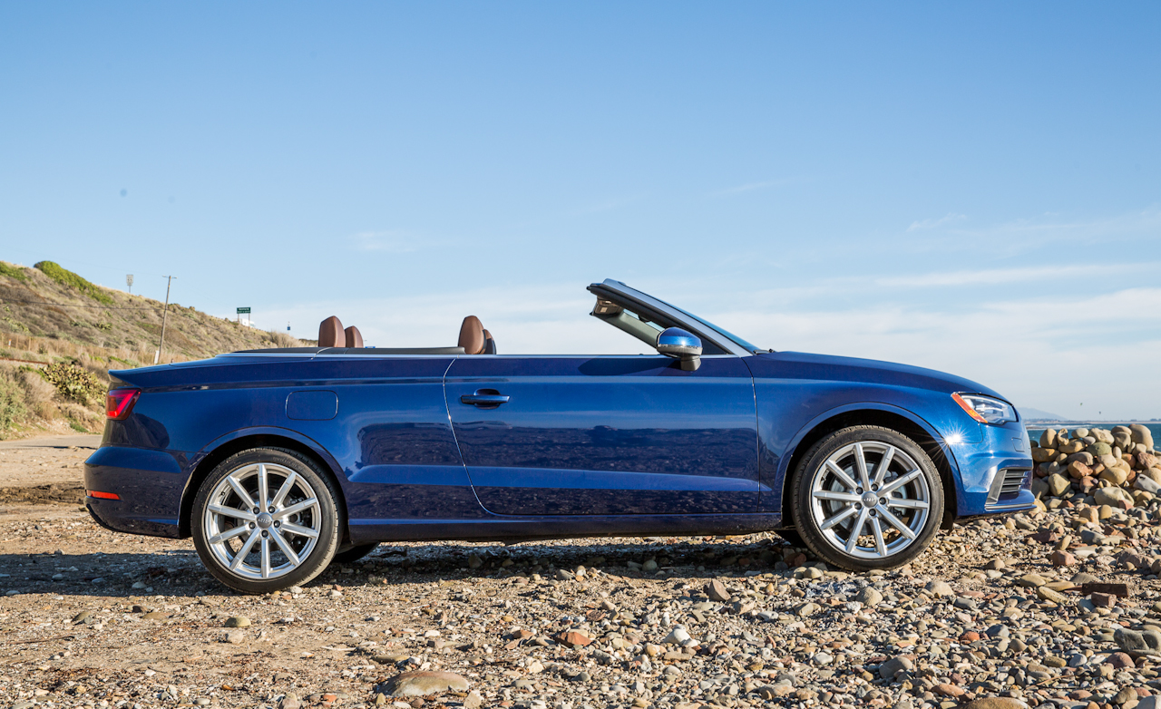 2015 Audi A3 Convertible (View 35 of 40)