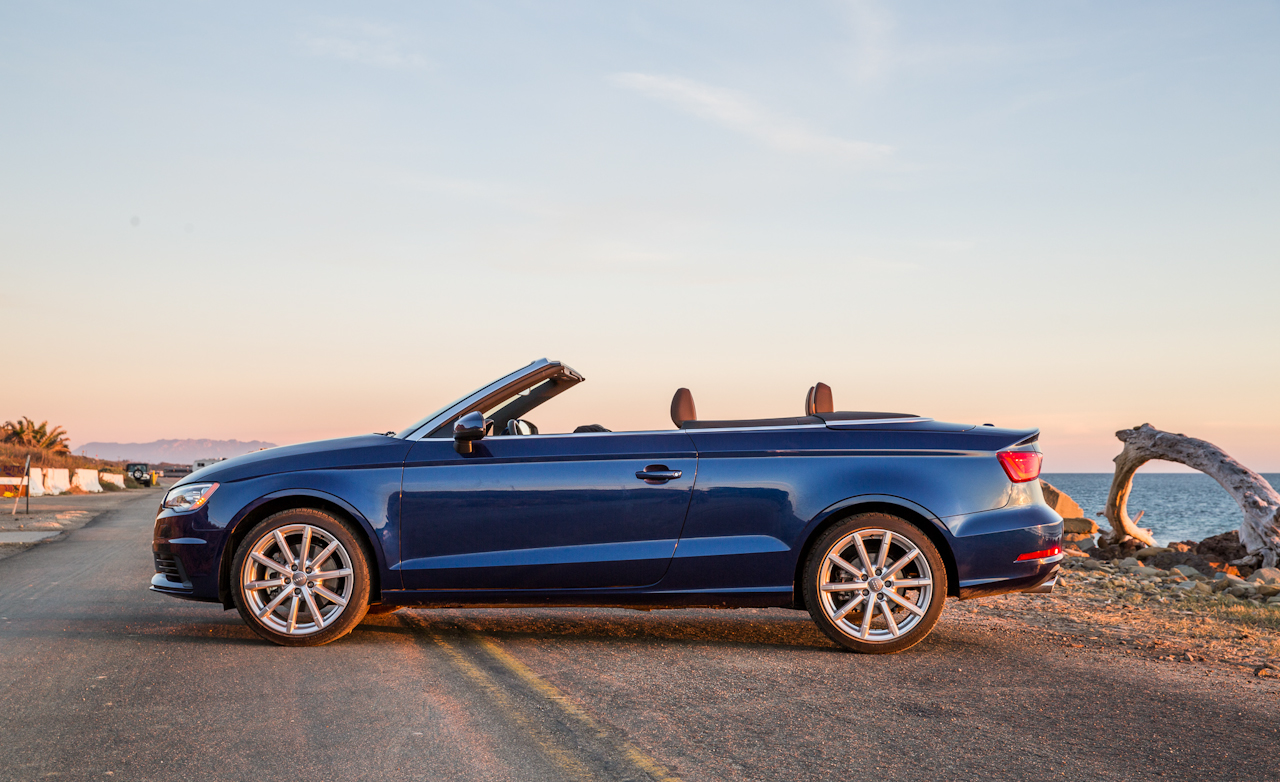 2015 Audi A3 Convertible (View 36 of 40)