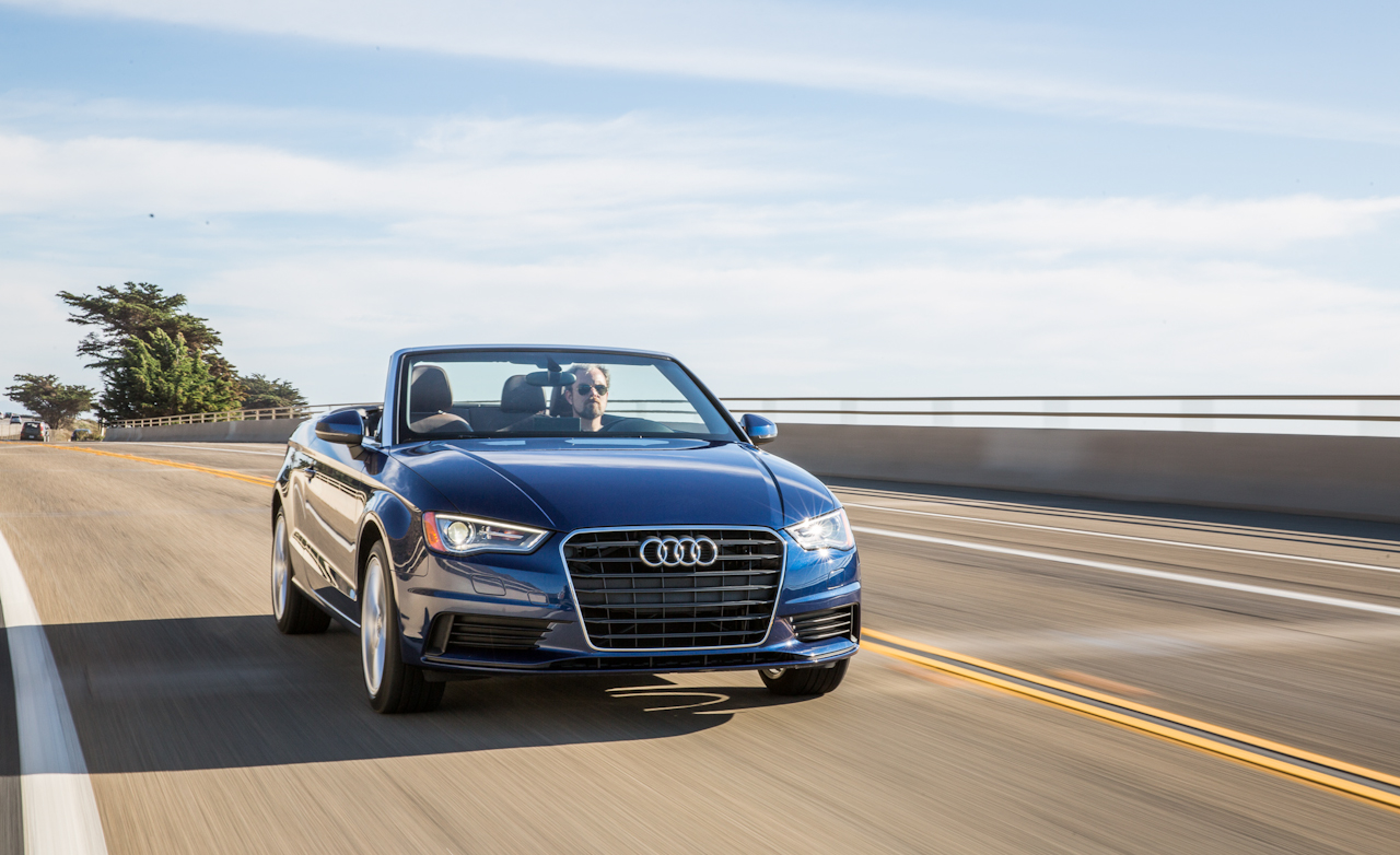 2015 Audi A3 Convertible (View 32 of 40)