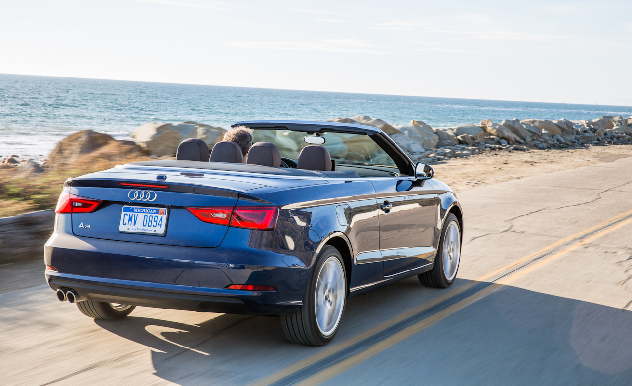 2015 Audi A3 Convertible (View 28 of 40)