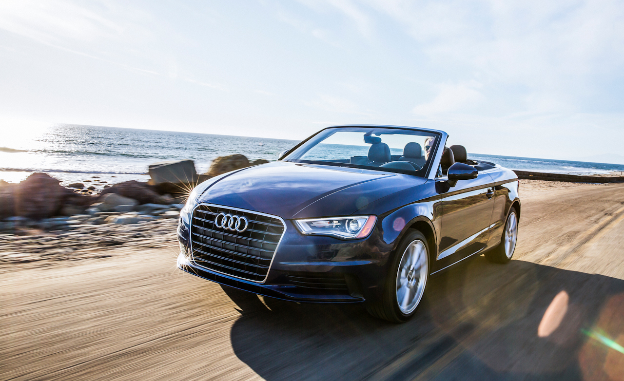 2015 Audi A3 Convertible (View 29 of 40)