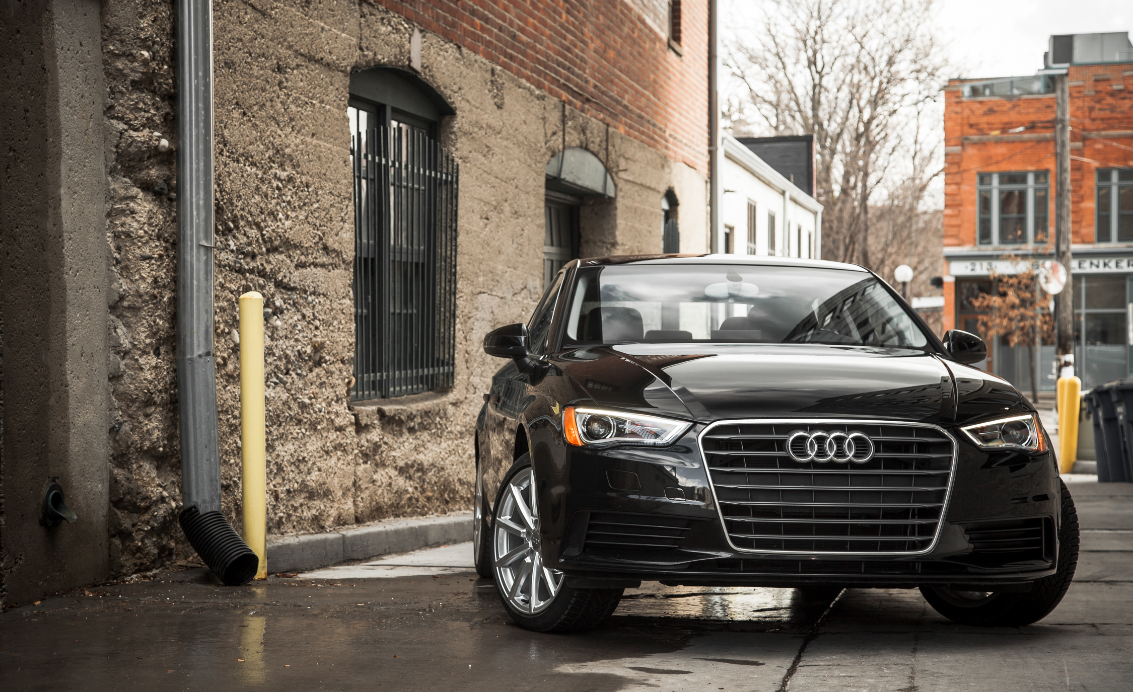 2015 Audi A3 TDI Exterior Front (Photo 24 of 50)