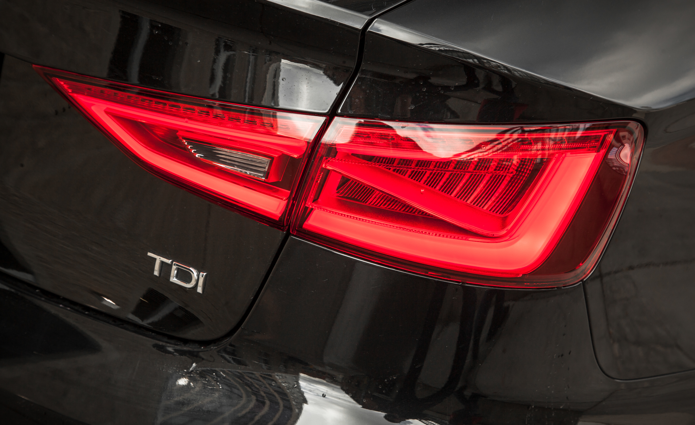 2015 Audi A3 TDI Exterior View Taillight (Photo 30 of 50)