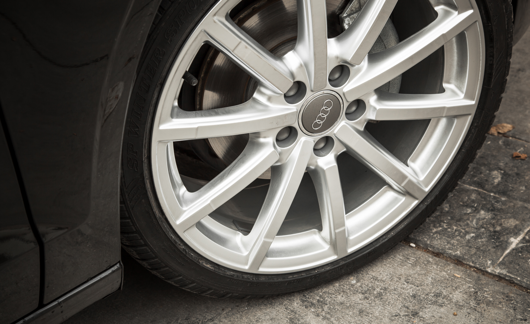 2015 Audi A3 TDI Exterior View Wheel Trim (Photo 31 of 50)