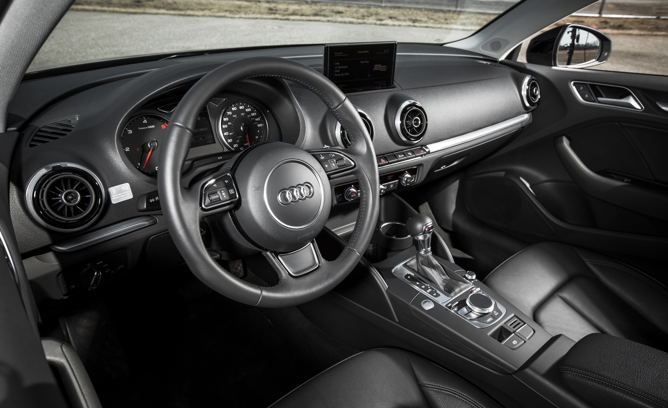 2015 Audi A3 TDI Interior Cockpit And Dash (Photo 32 of 50)