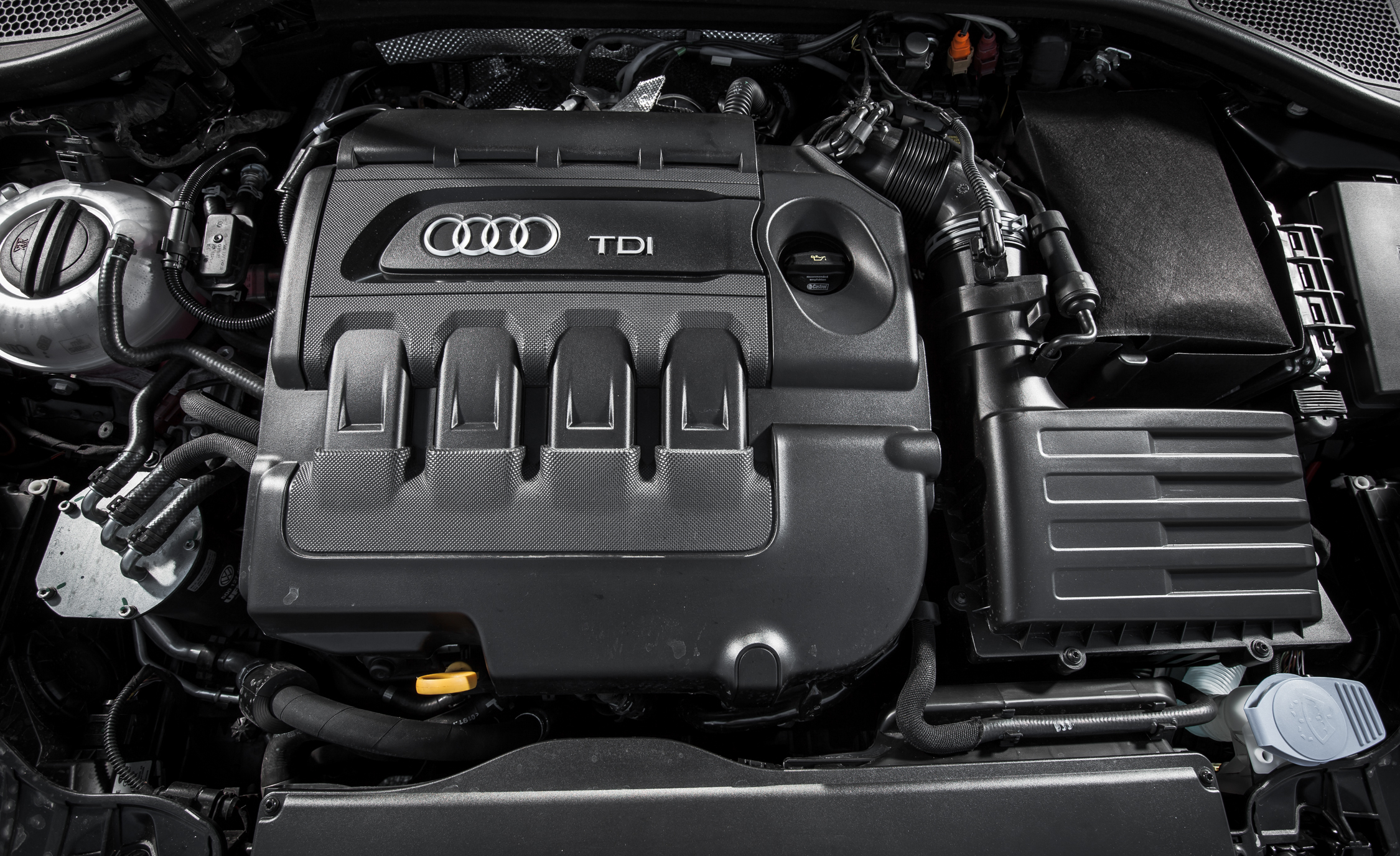 2015 Audi A3 TDI View Engine (Photo 50 of 50)