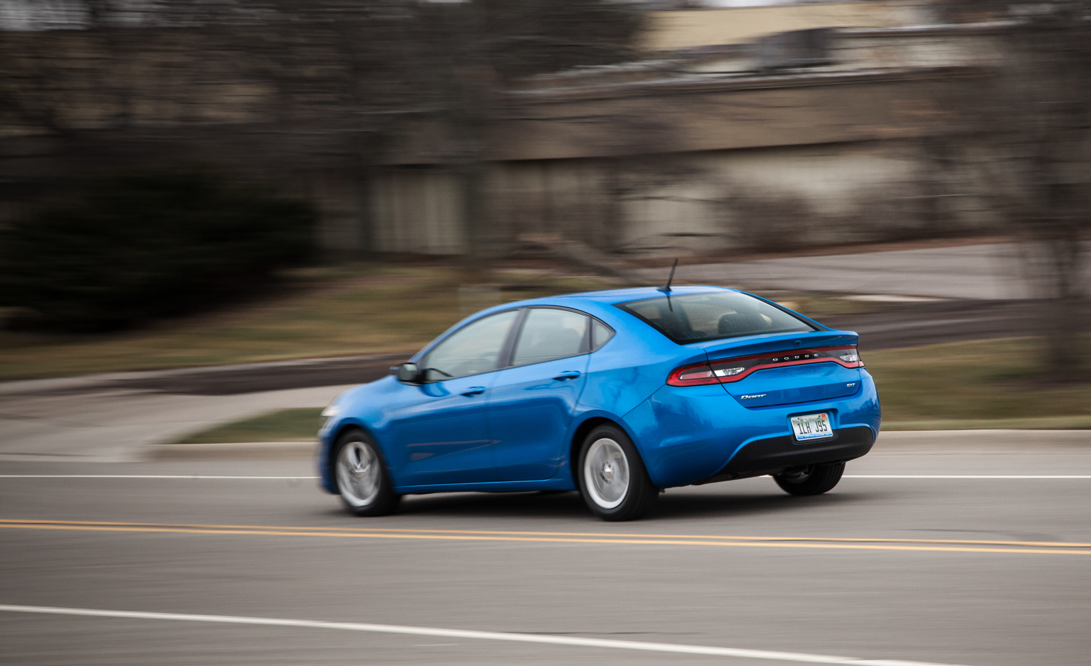 2015 Dodge Dart SXT (View 5 of 14)