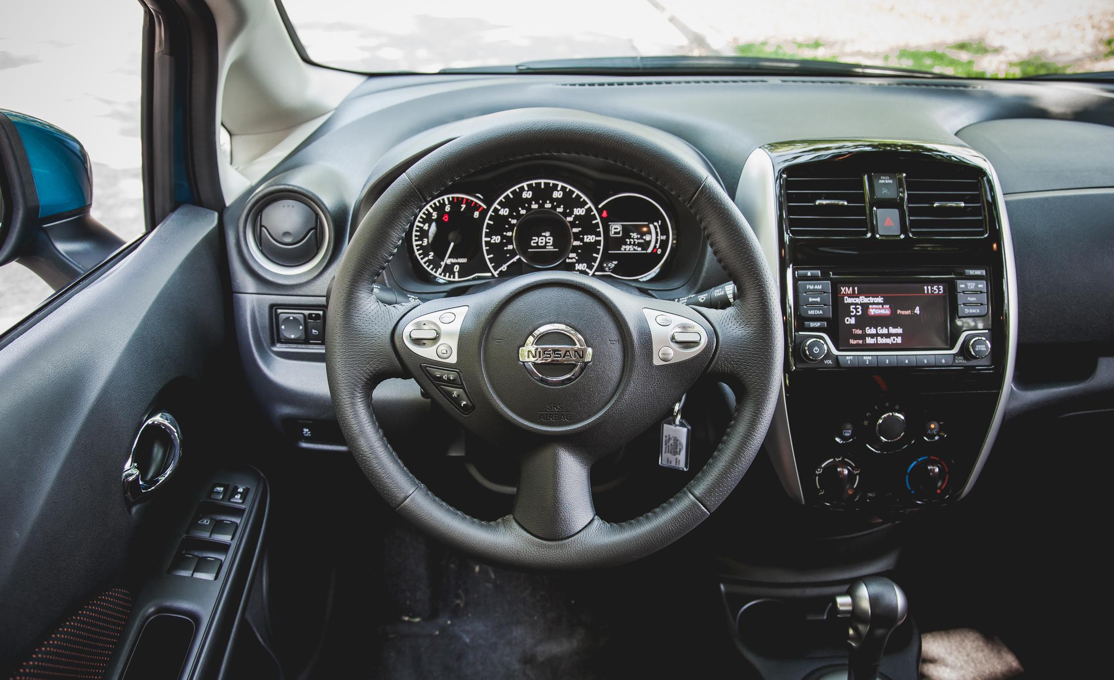 2015 Nissan Versa Note SR Interior (Photo 19 of 19)