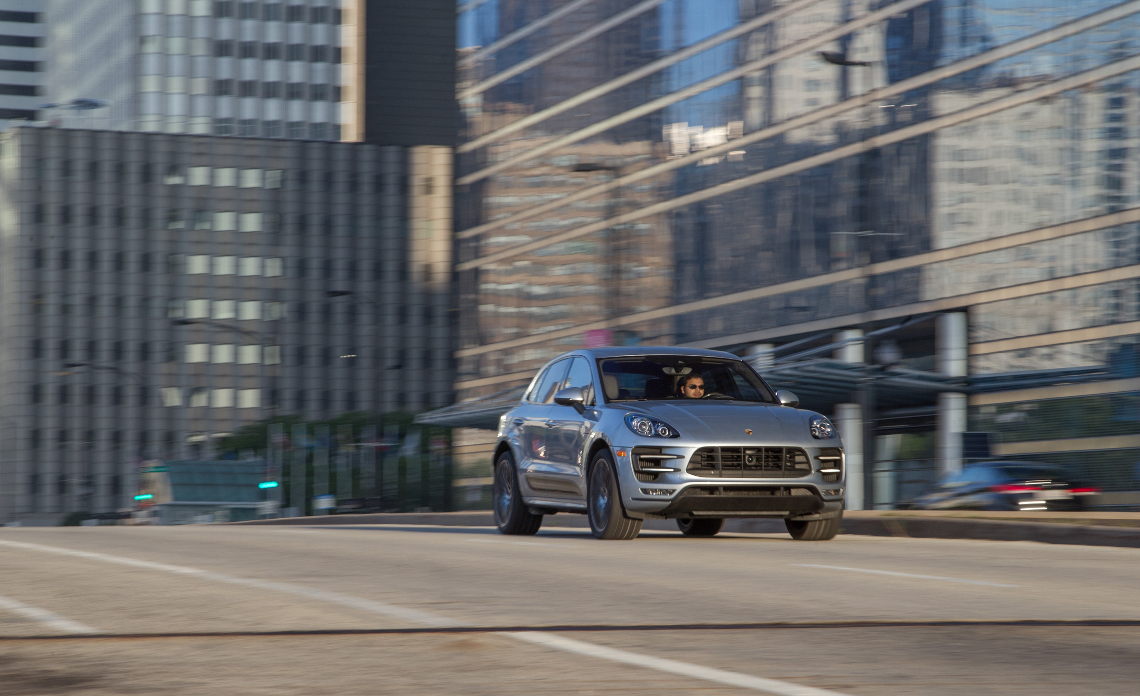 2015 Porsche Macan Turbo (View 15 of 20)