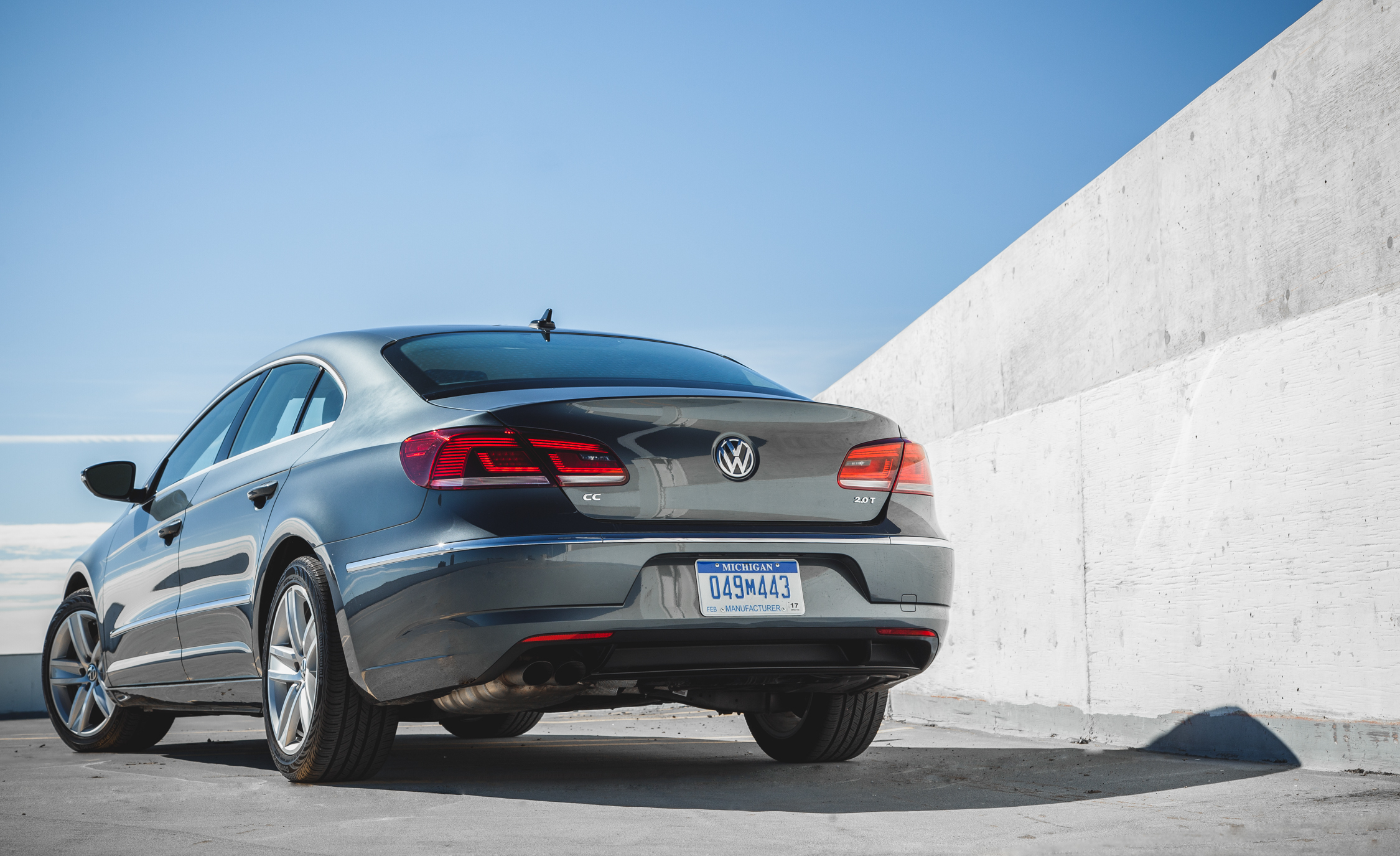 2015 Volkswagen CC Sport (Photo 8 of 15)
