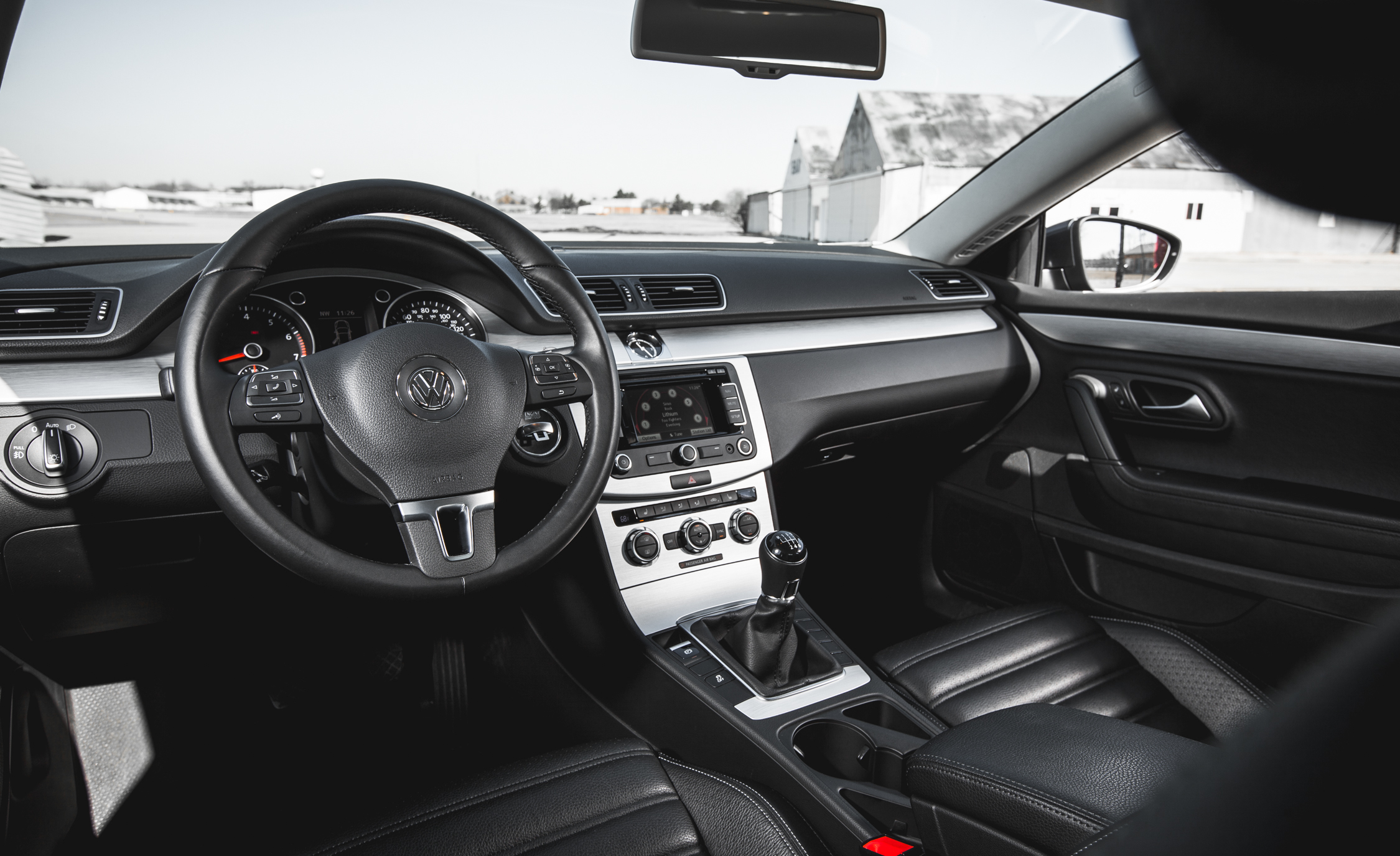 2015 Volkswagen CC Sport Interior (Photo 13 of 15)