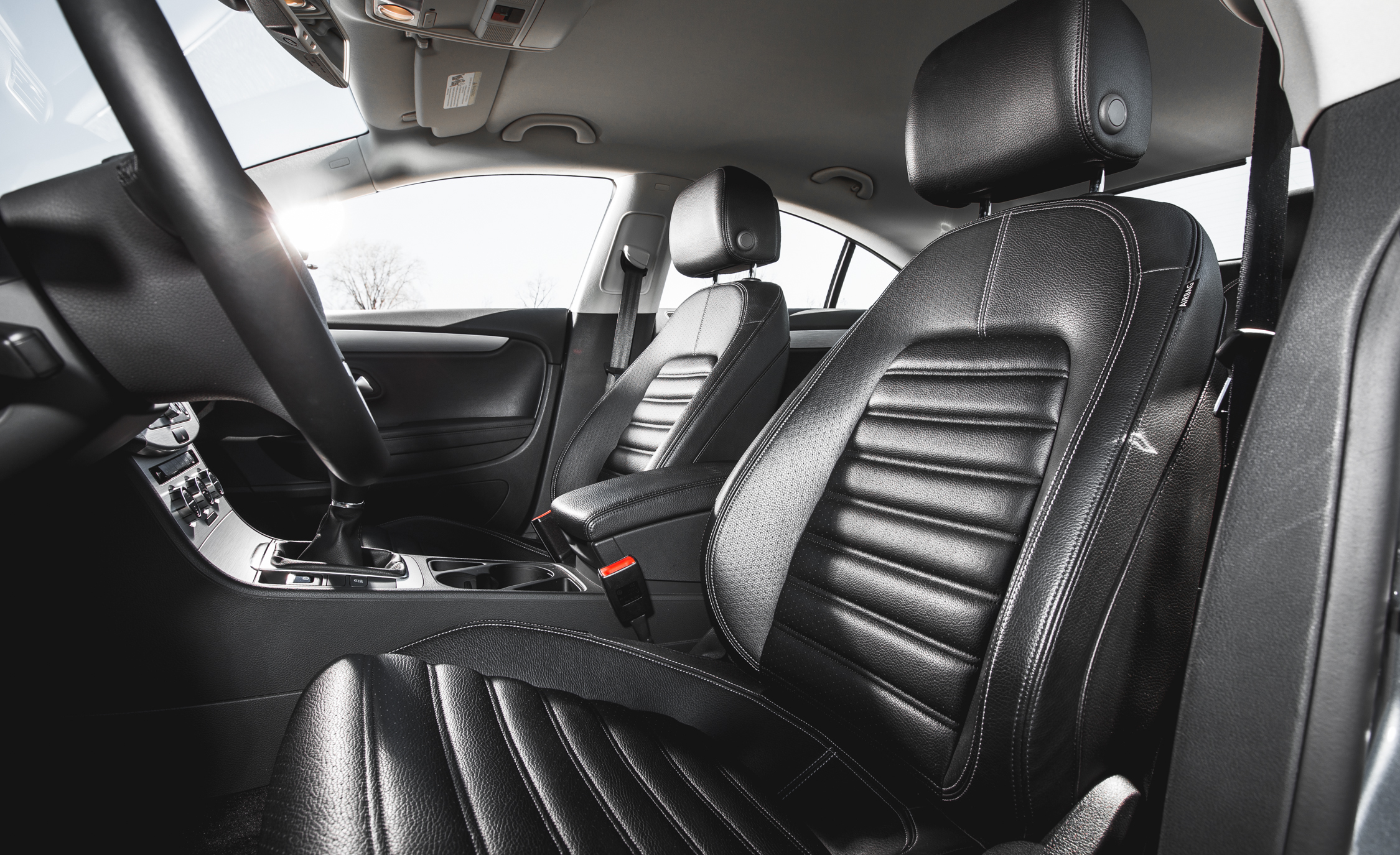 2015 Volkswagen CC Sport Interior (Photo 15 of 15)