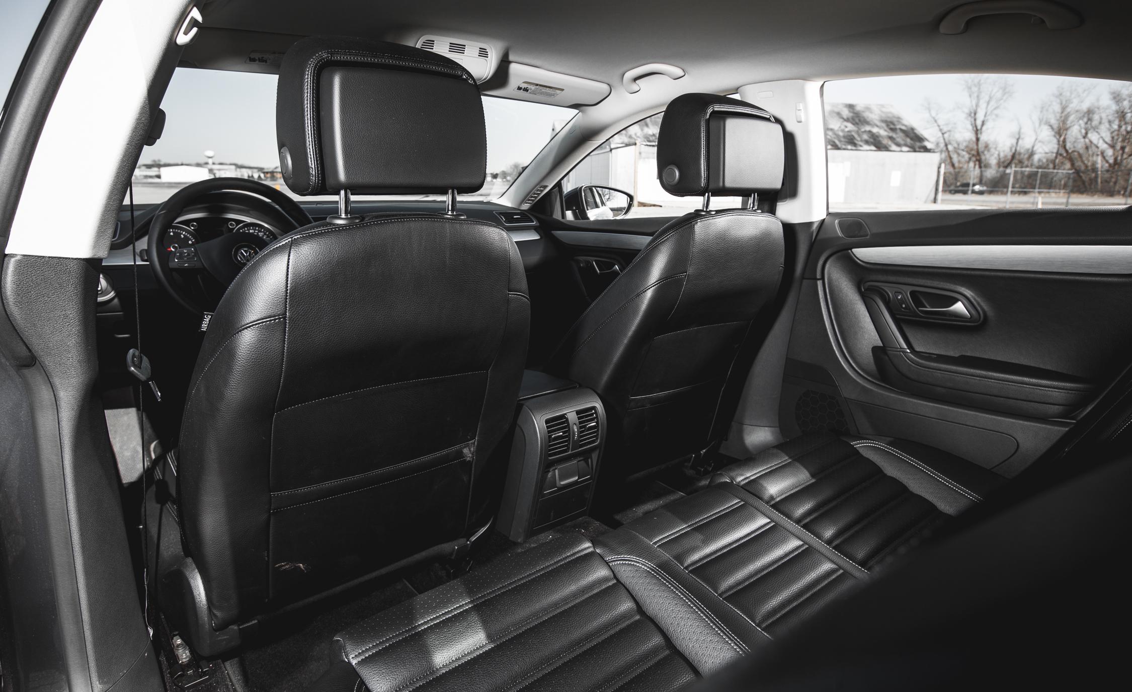 2015 Volkswagen CC Sport Interior (Photo 11 of 15)