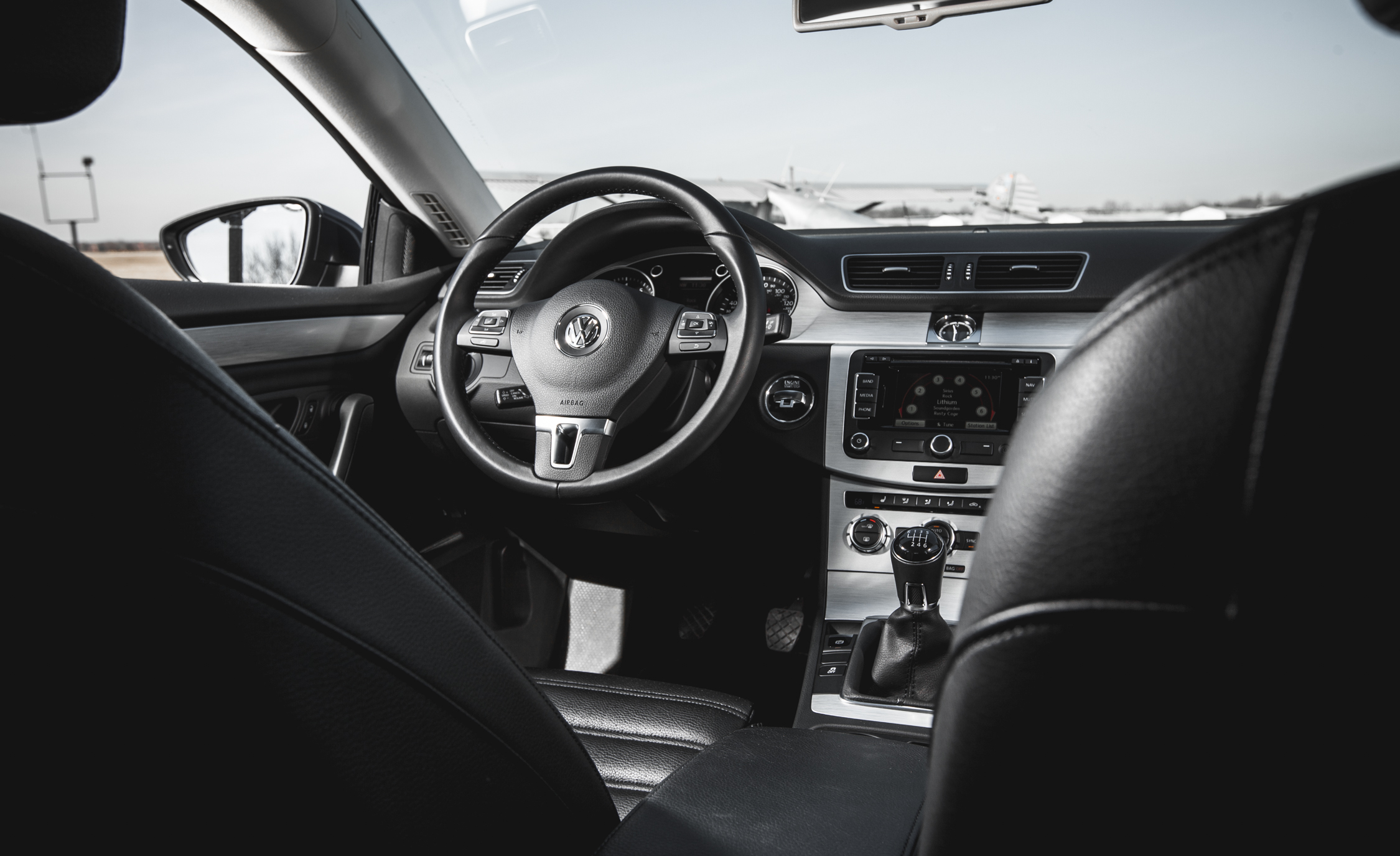 2015 Volkswagen CC Sport Interior (Photo 9 of 15)