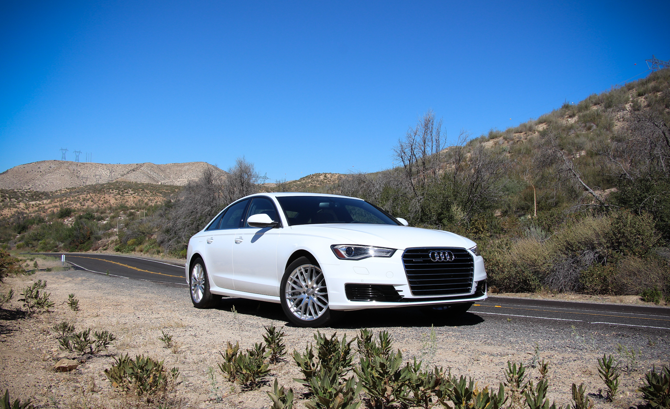 2016 Audi A6 (View 37 of 39)
