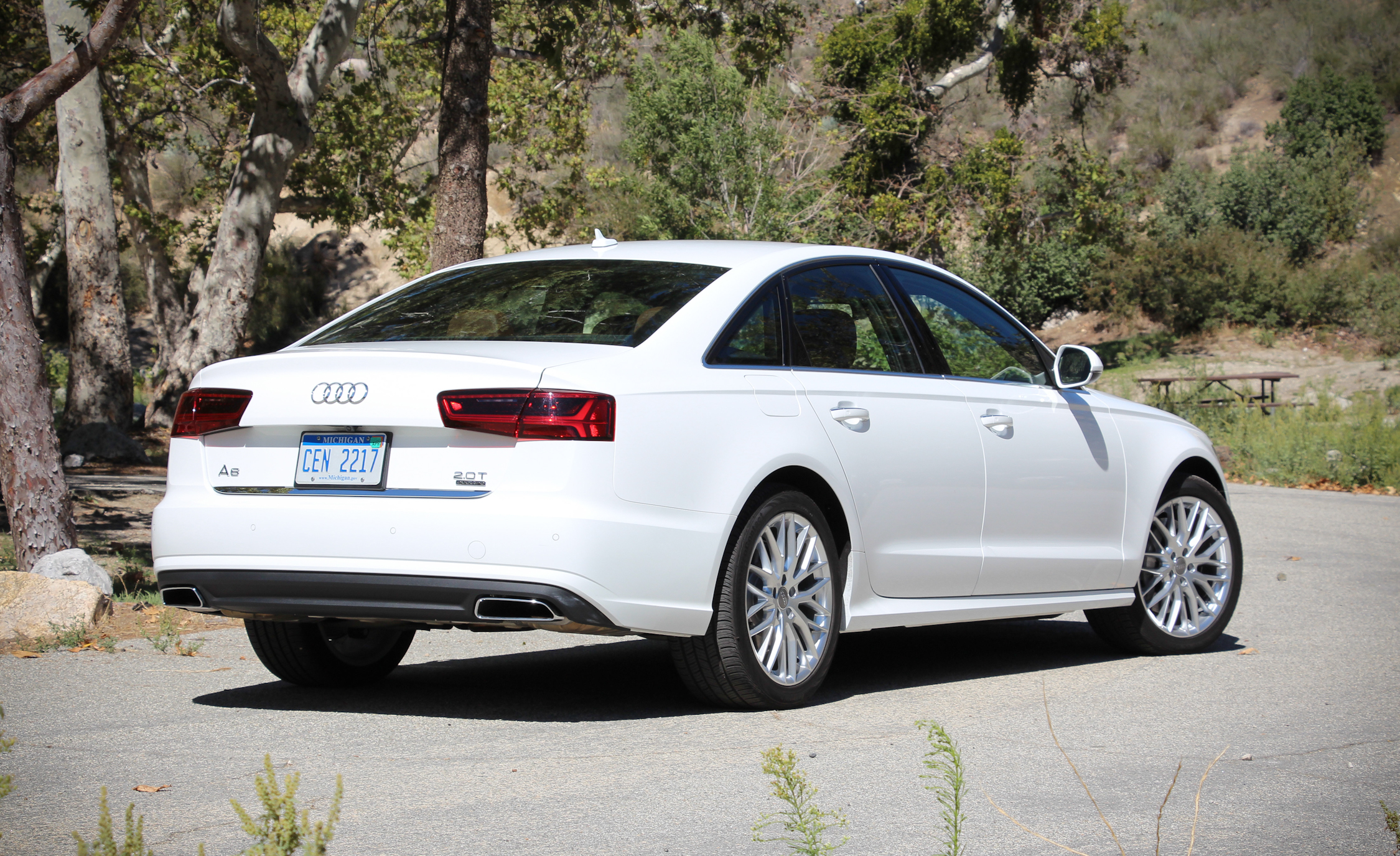 2016 Audi A6 (View 39 of 39)