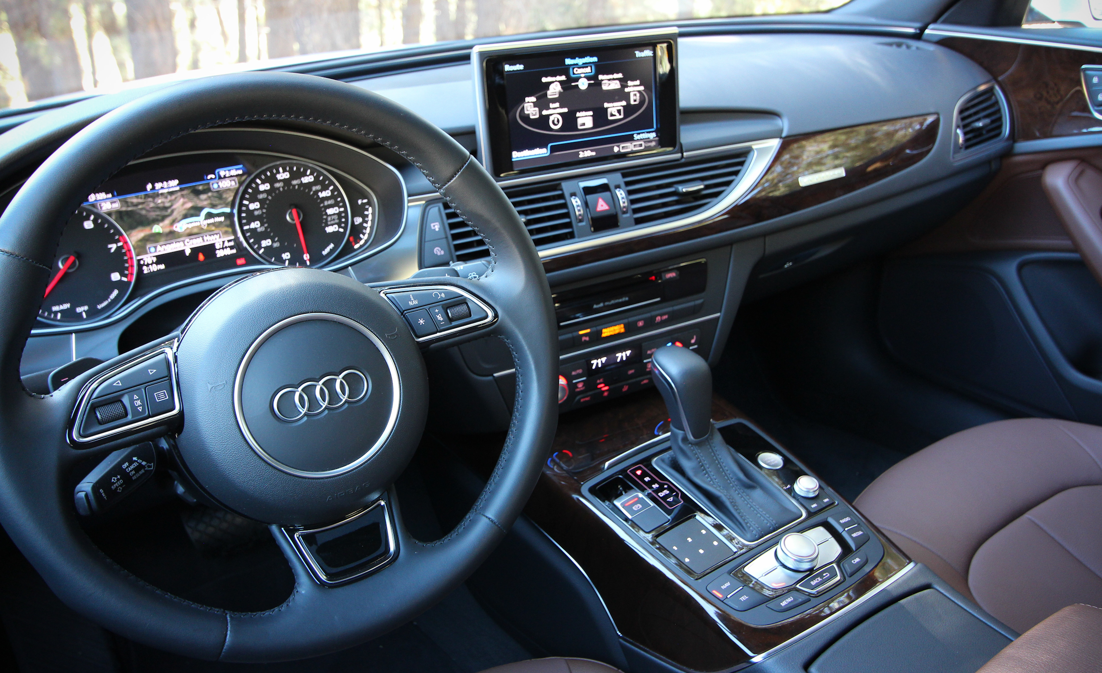 2016 Audi A6 (View 28 of 39)