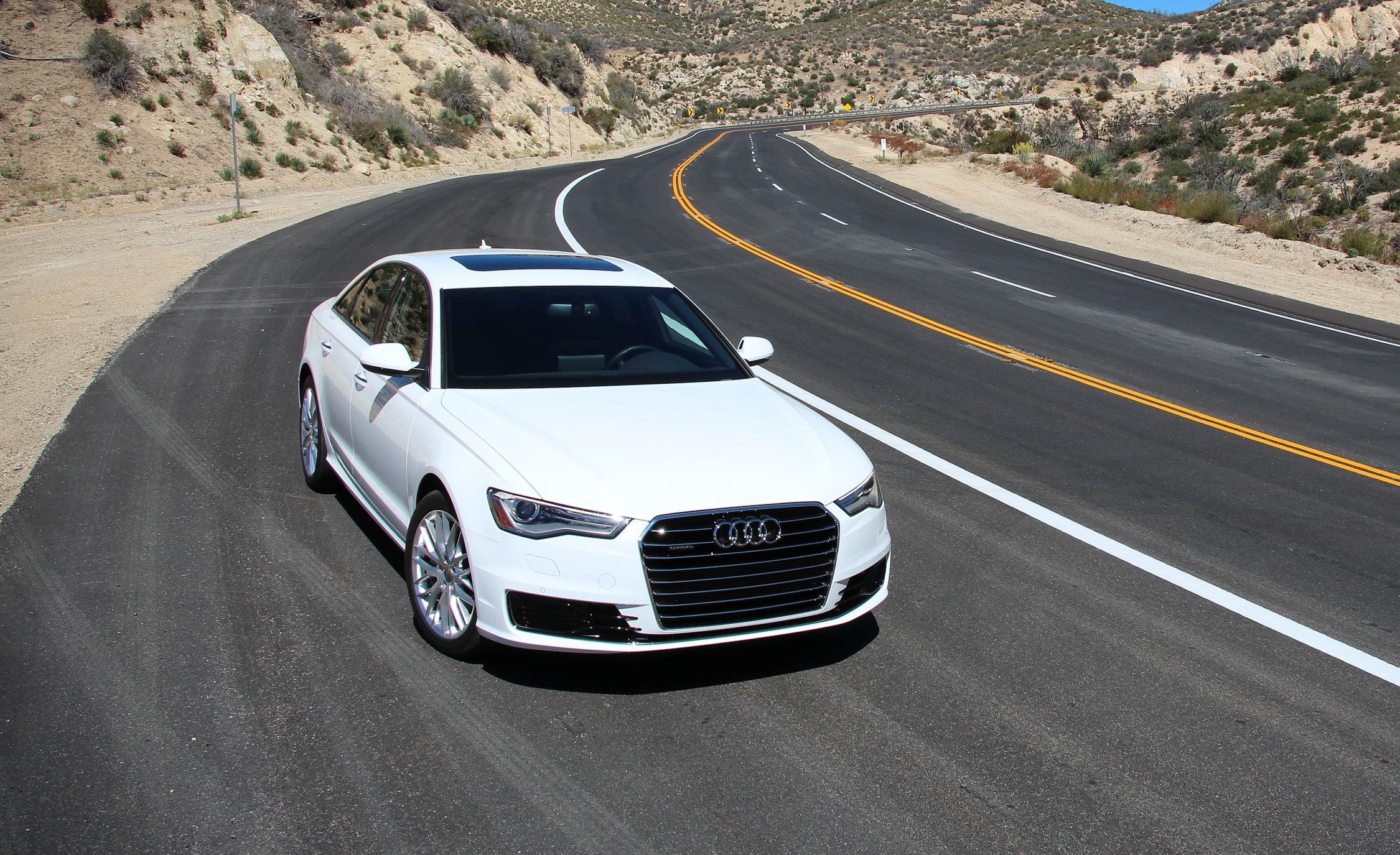 2016 Audi A6 (View 24 of 39)