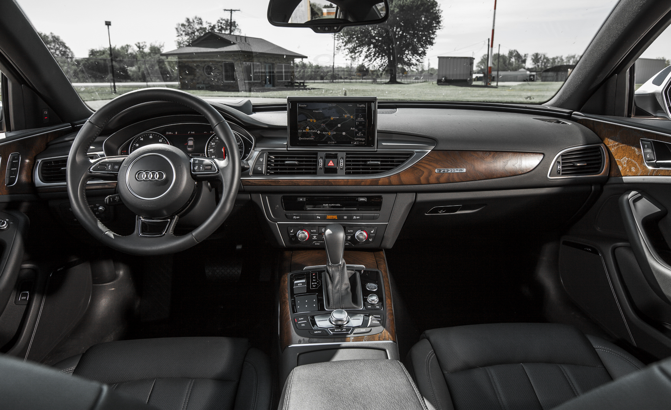 2016 Audi A6 (View 13 of 39)