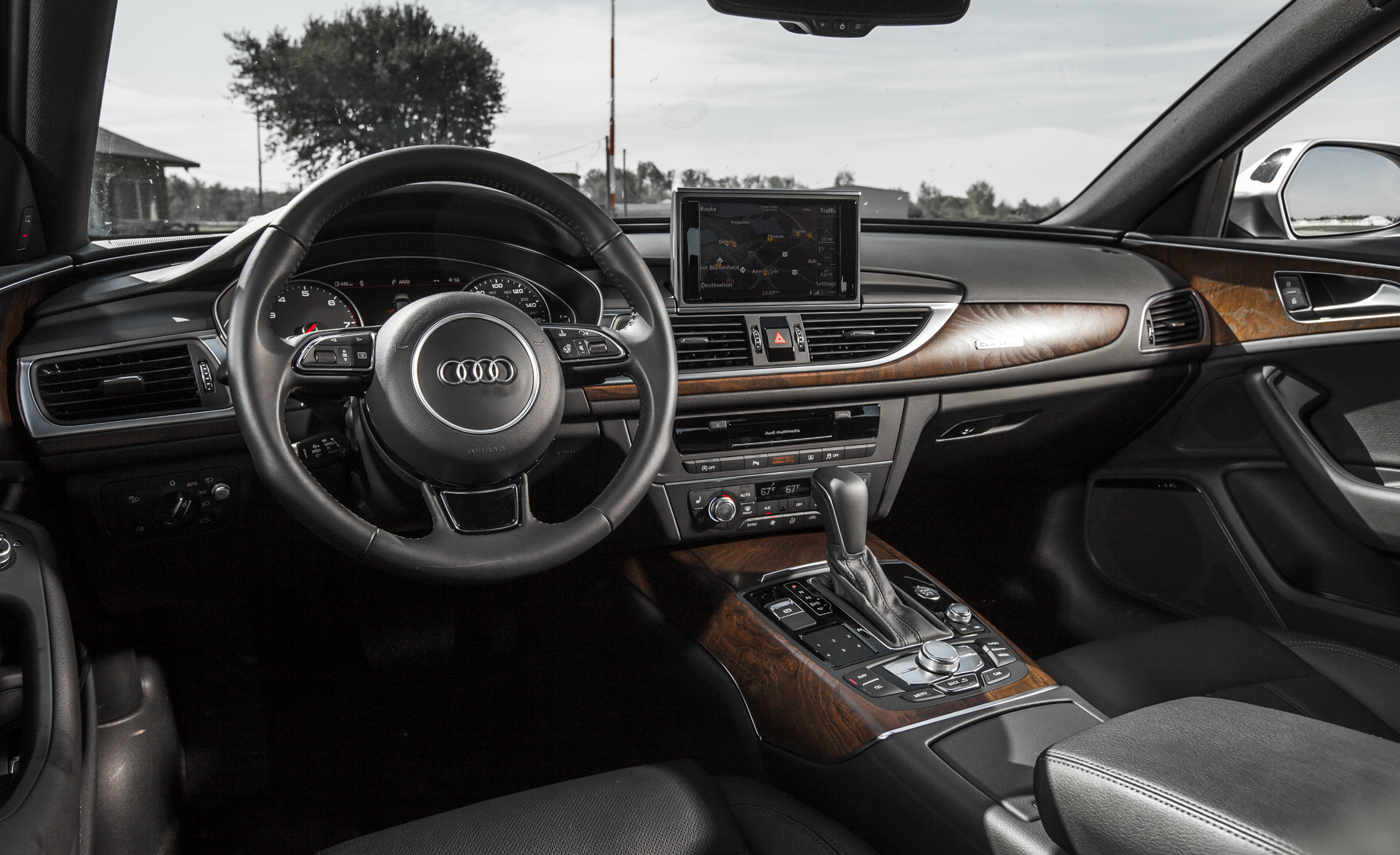 2016 Audi A6 (View 9 of 39)