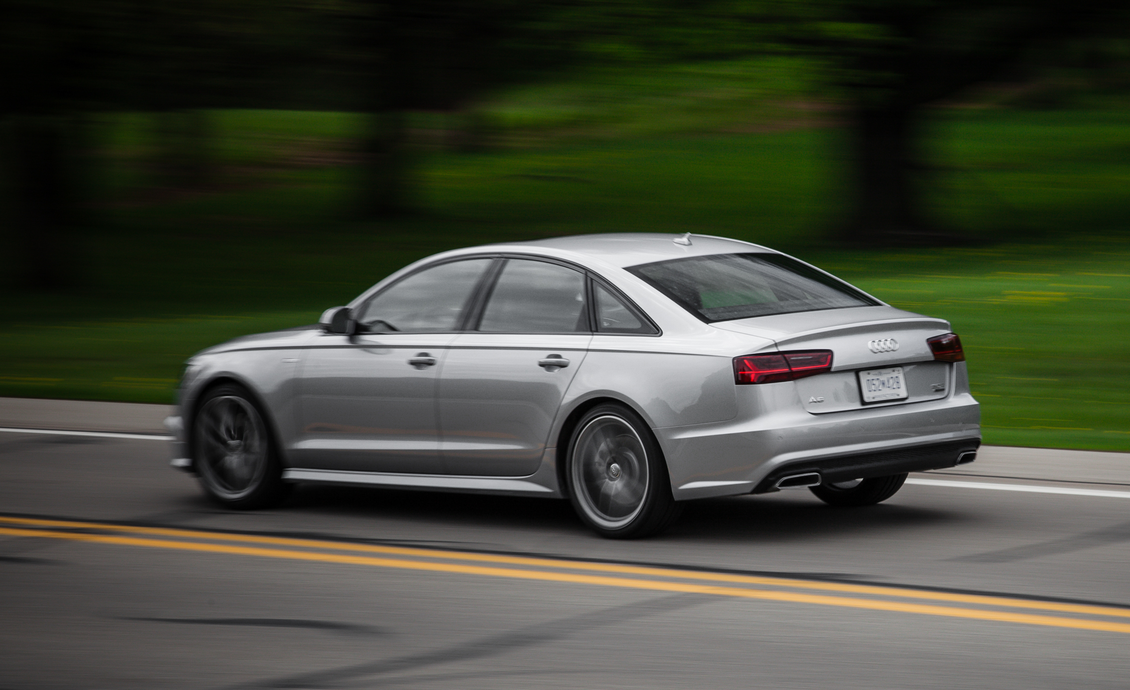 2016 Audi A6 (View 4 of 39)