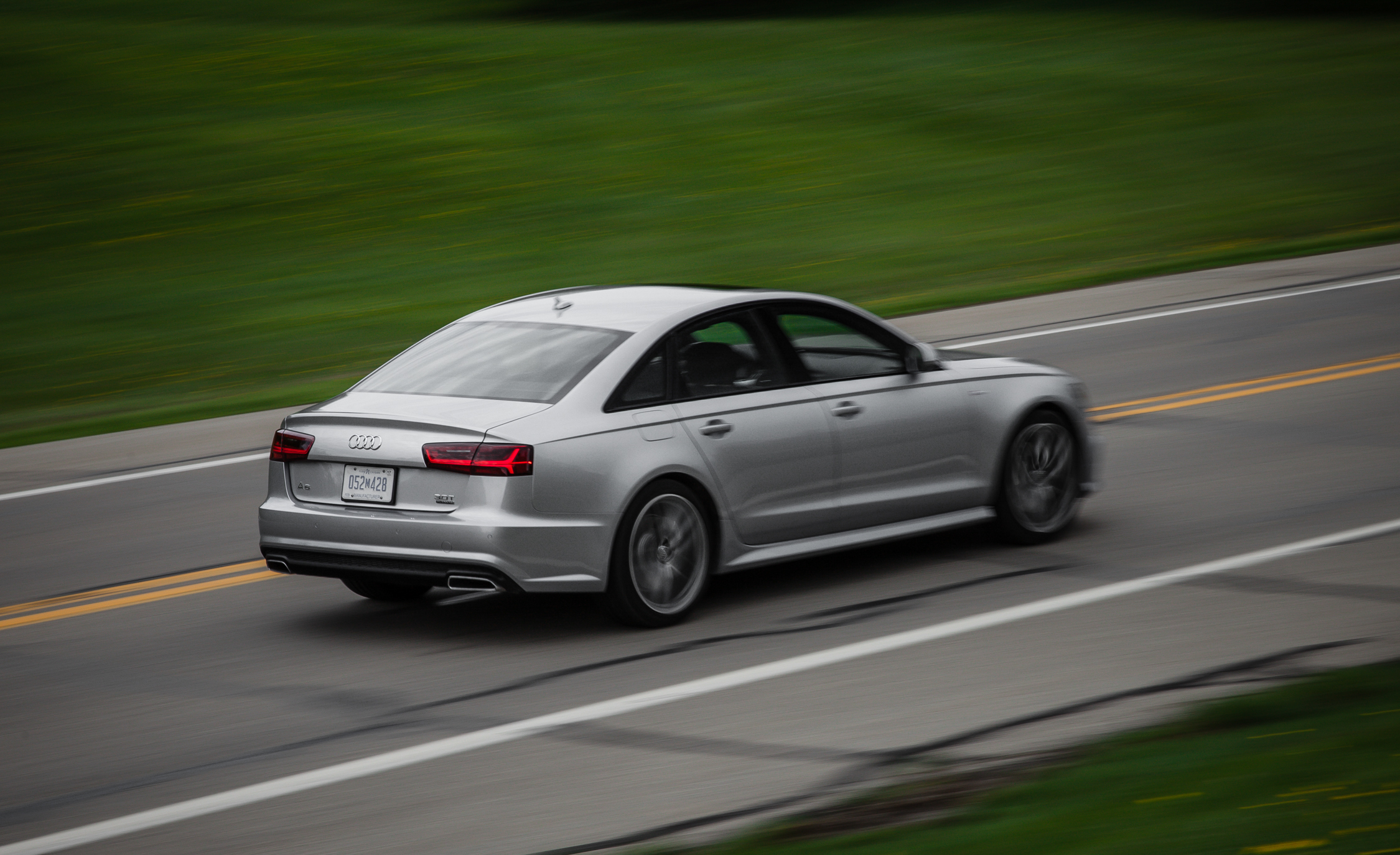 2016 Audi A6 (View 5 of 39)