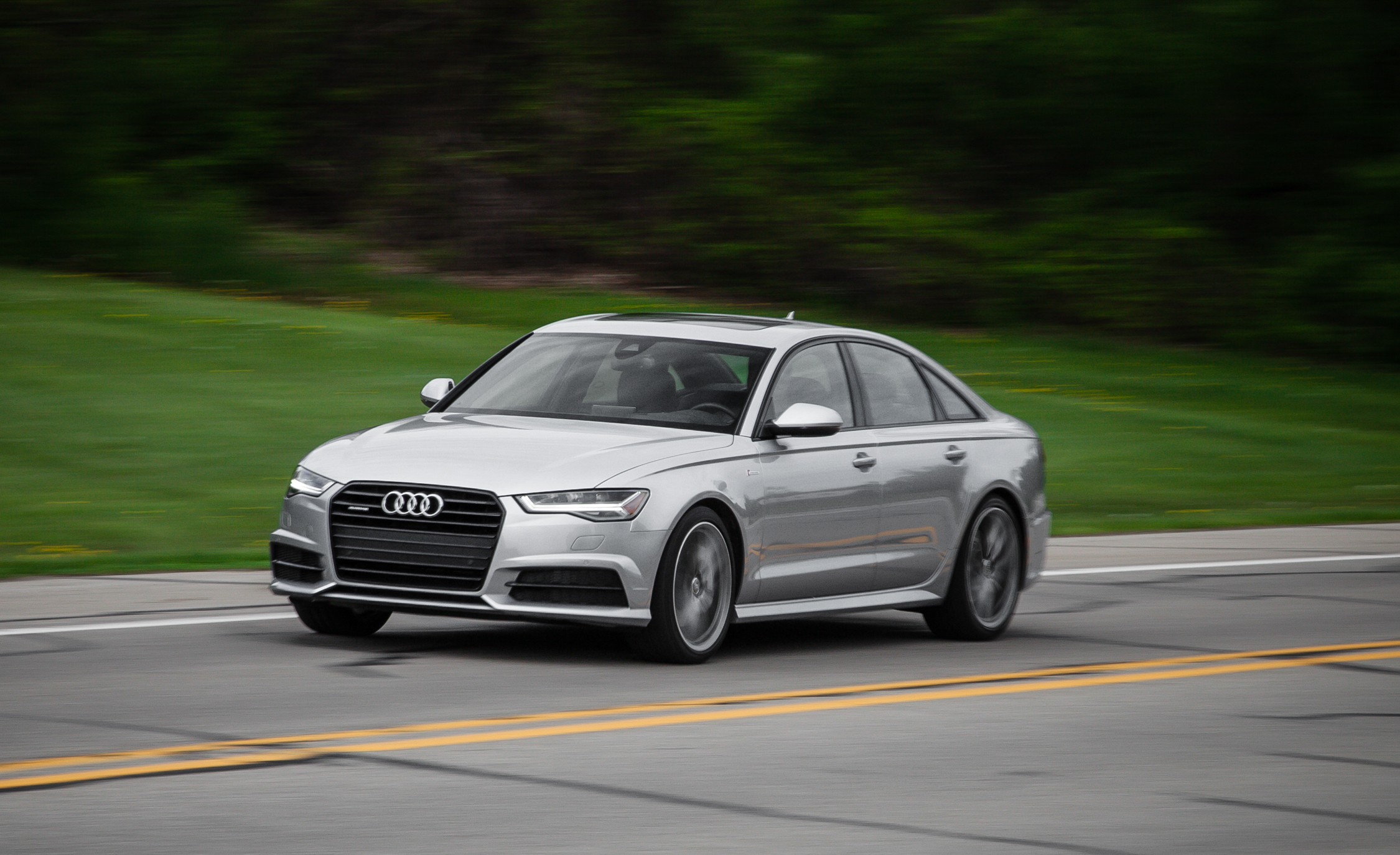 2016 Audi A6 (View 1 of 39)
